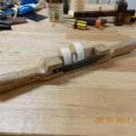 Wooden Spokeshave by bongo817