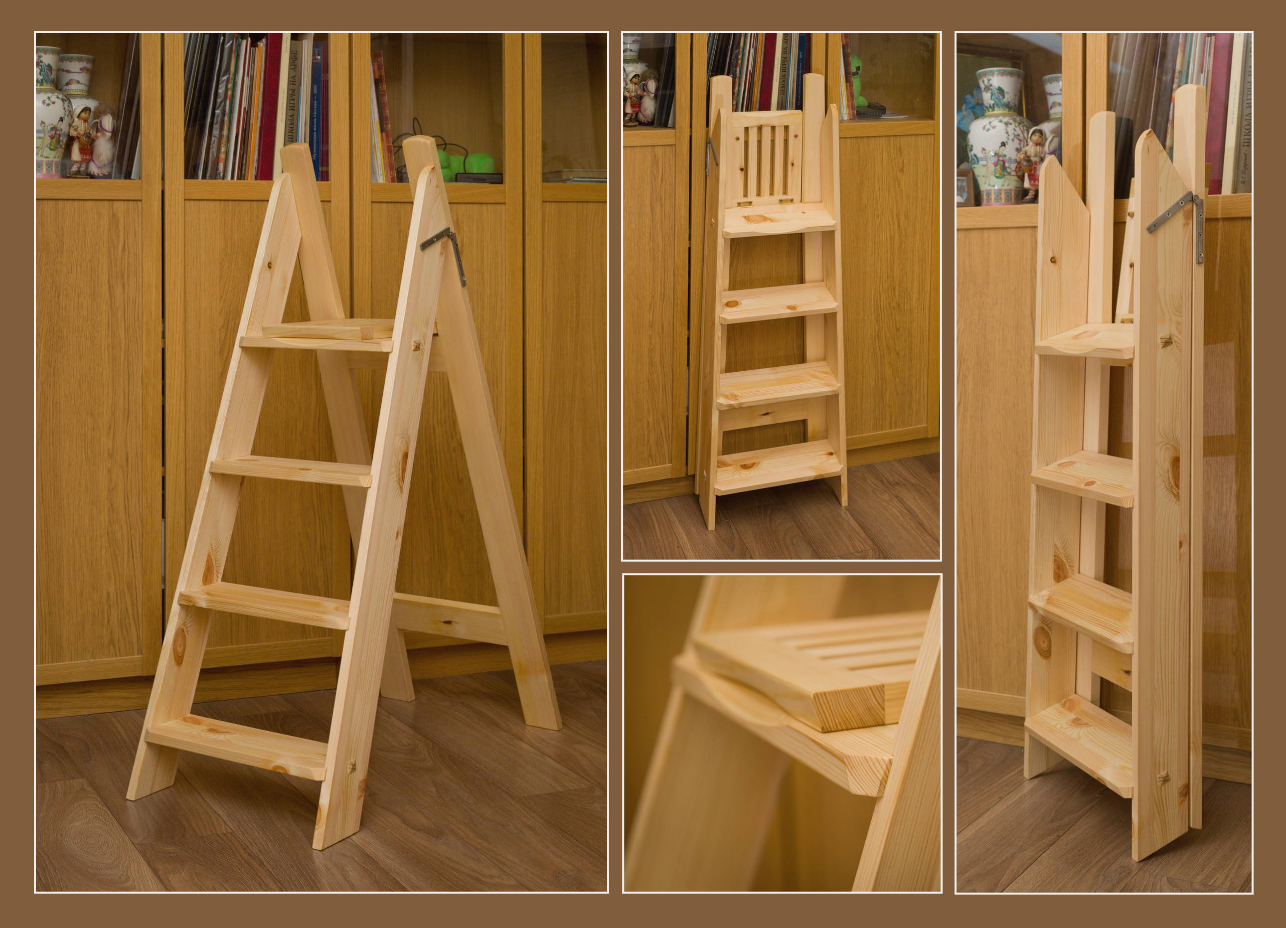 Stepladder by Misha