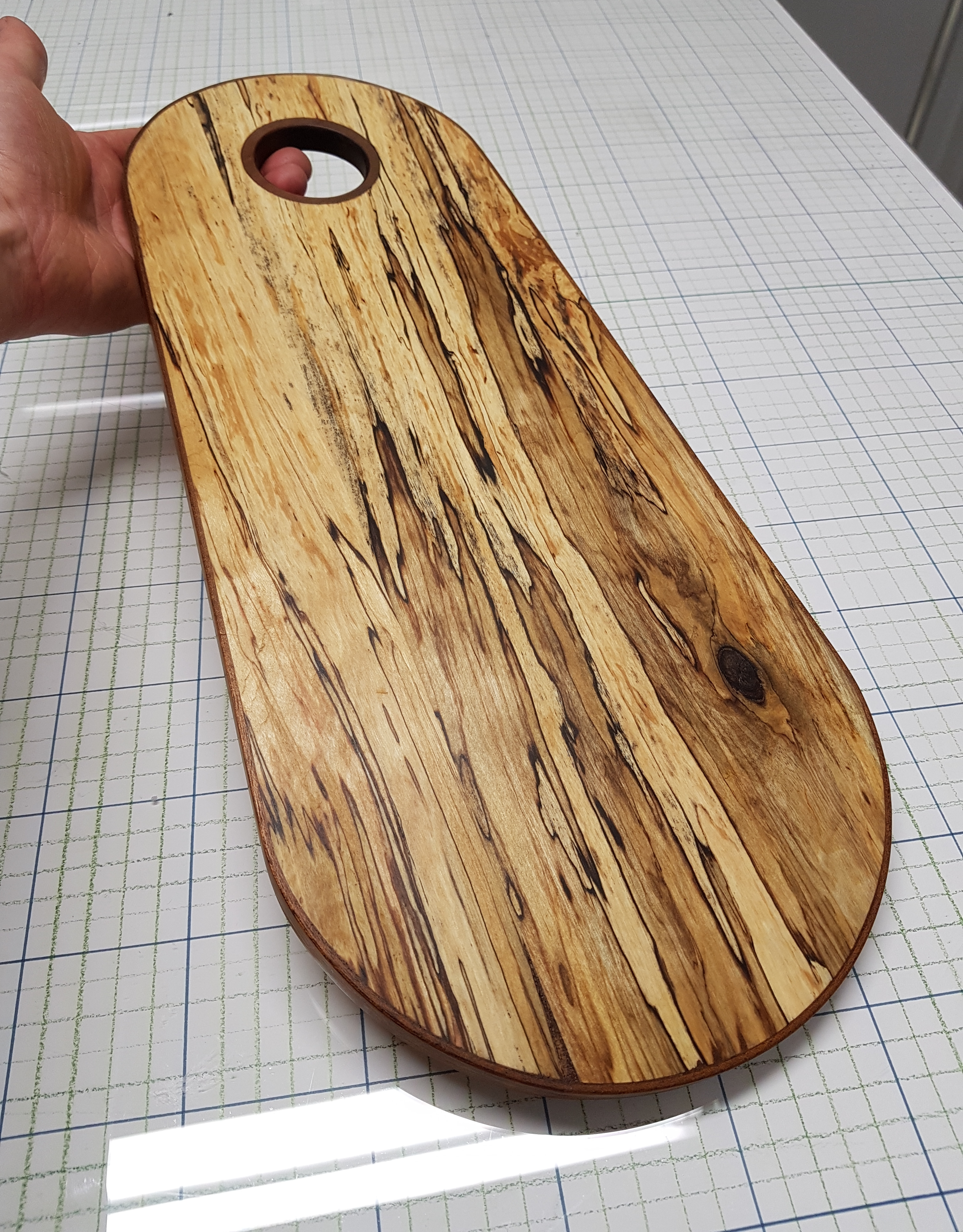 Cheese Board by Tom S Kosmo