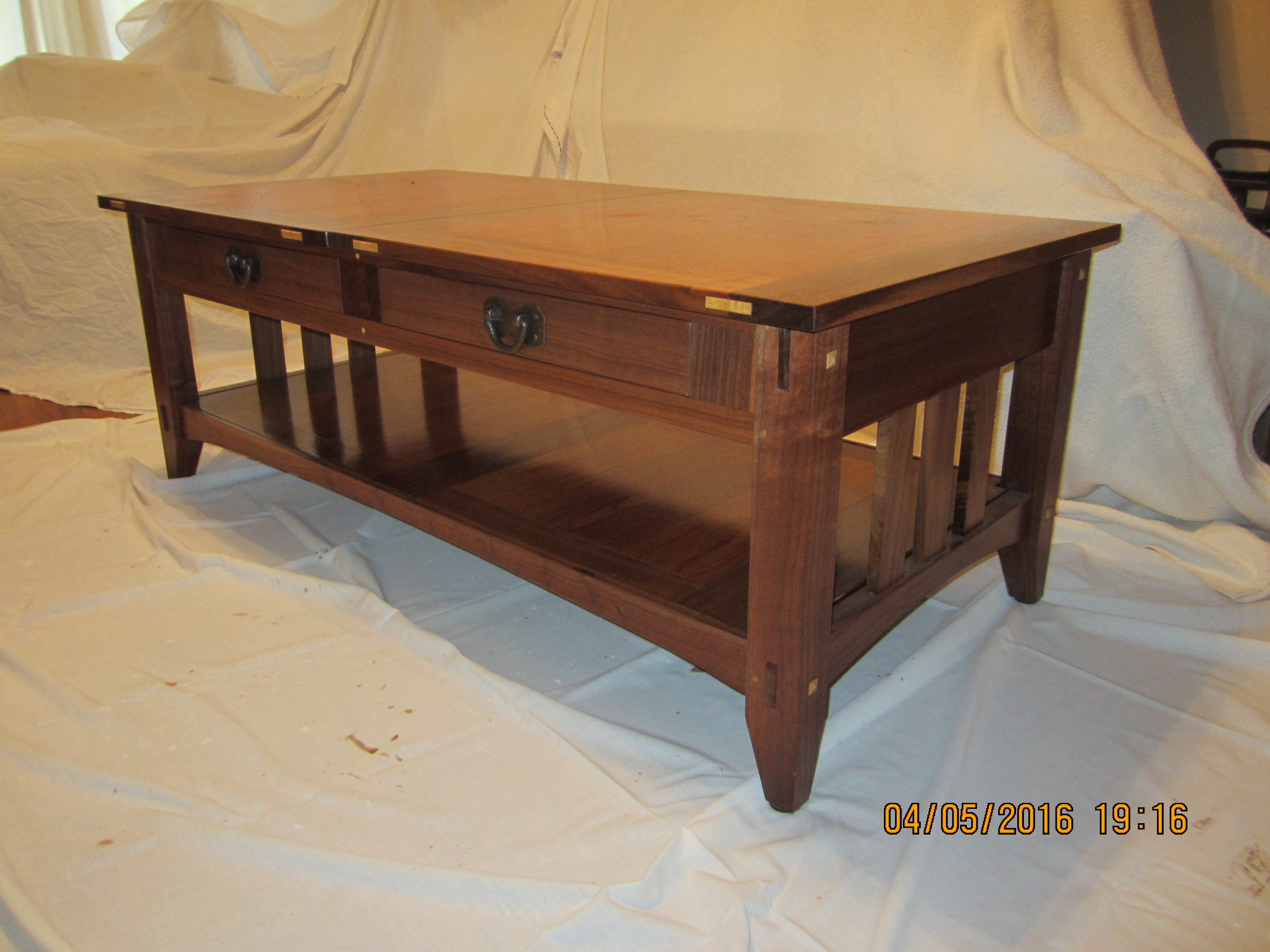 Coffee Table by Adrian of Miami Florida