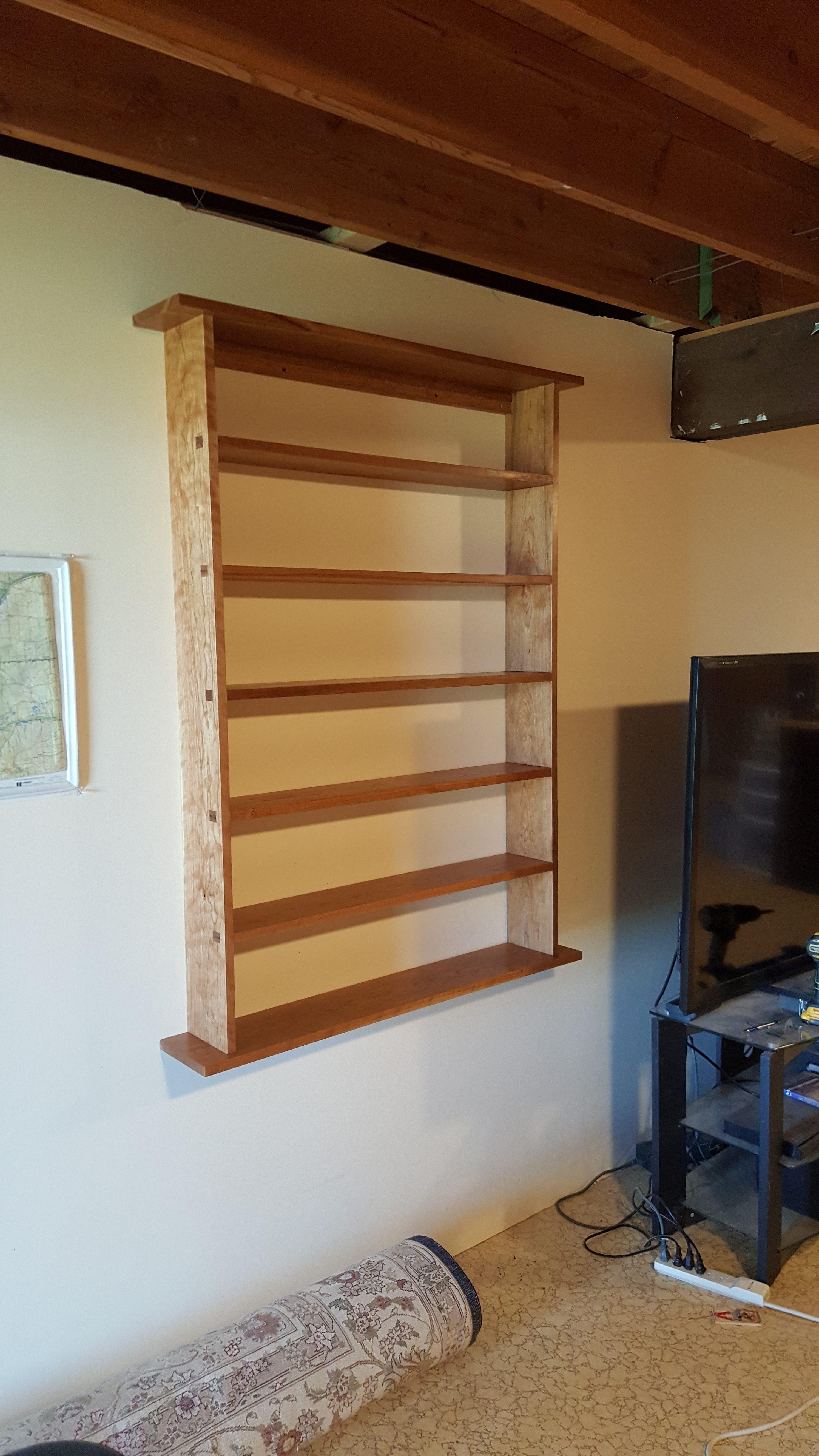 DVD Shelf by charmston