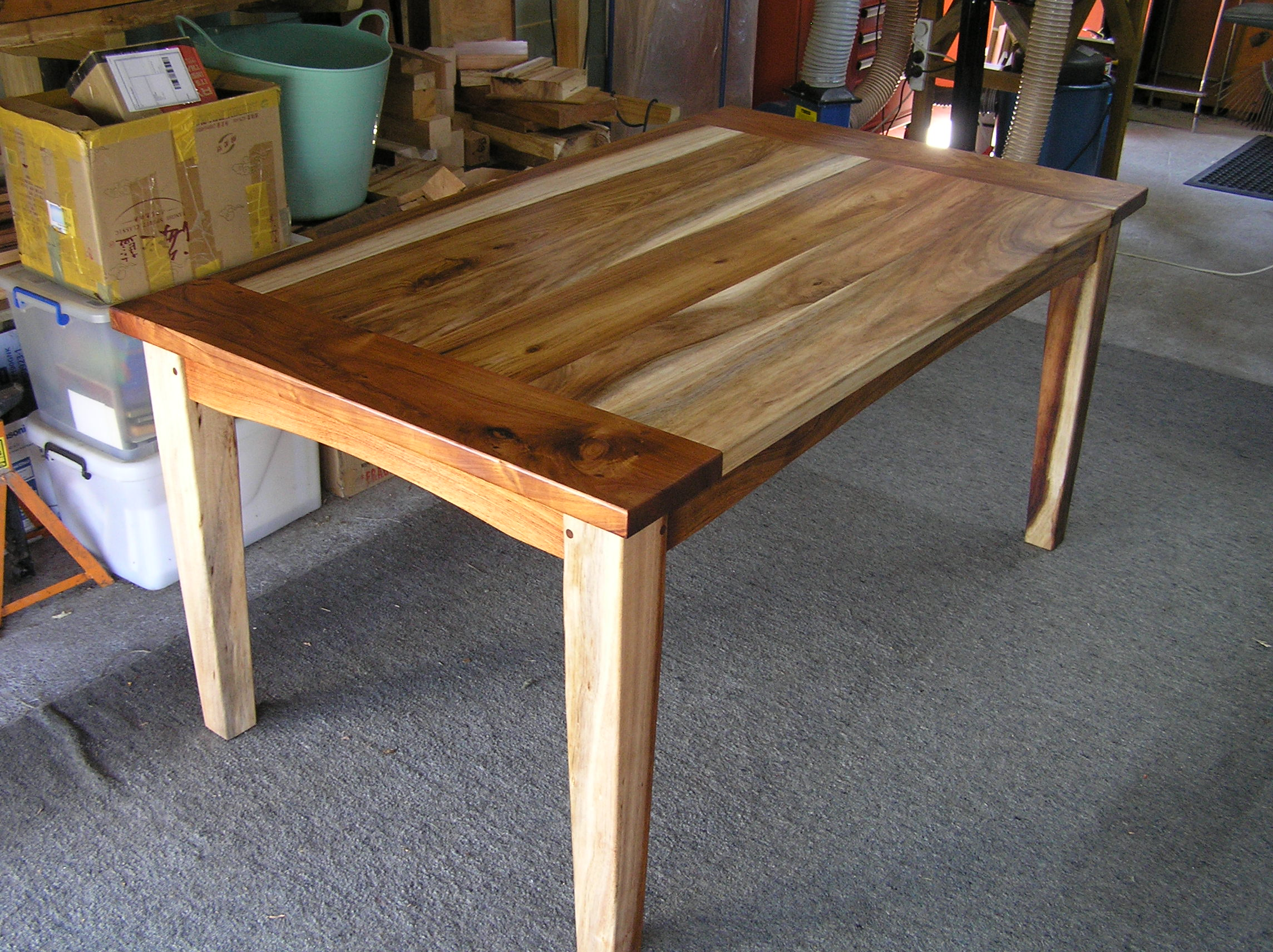 Dining Table by Owen Marsh
