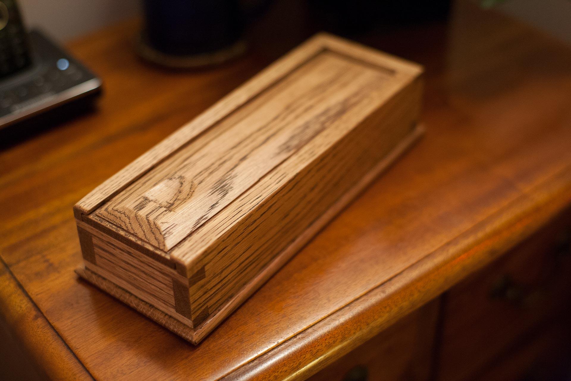 Dovetail Box by btyreman