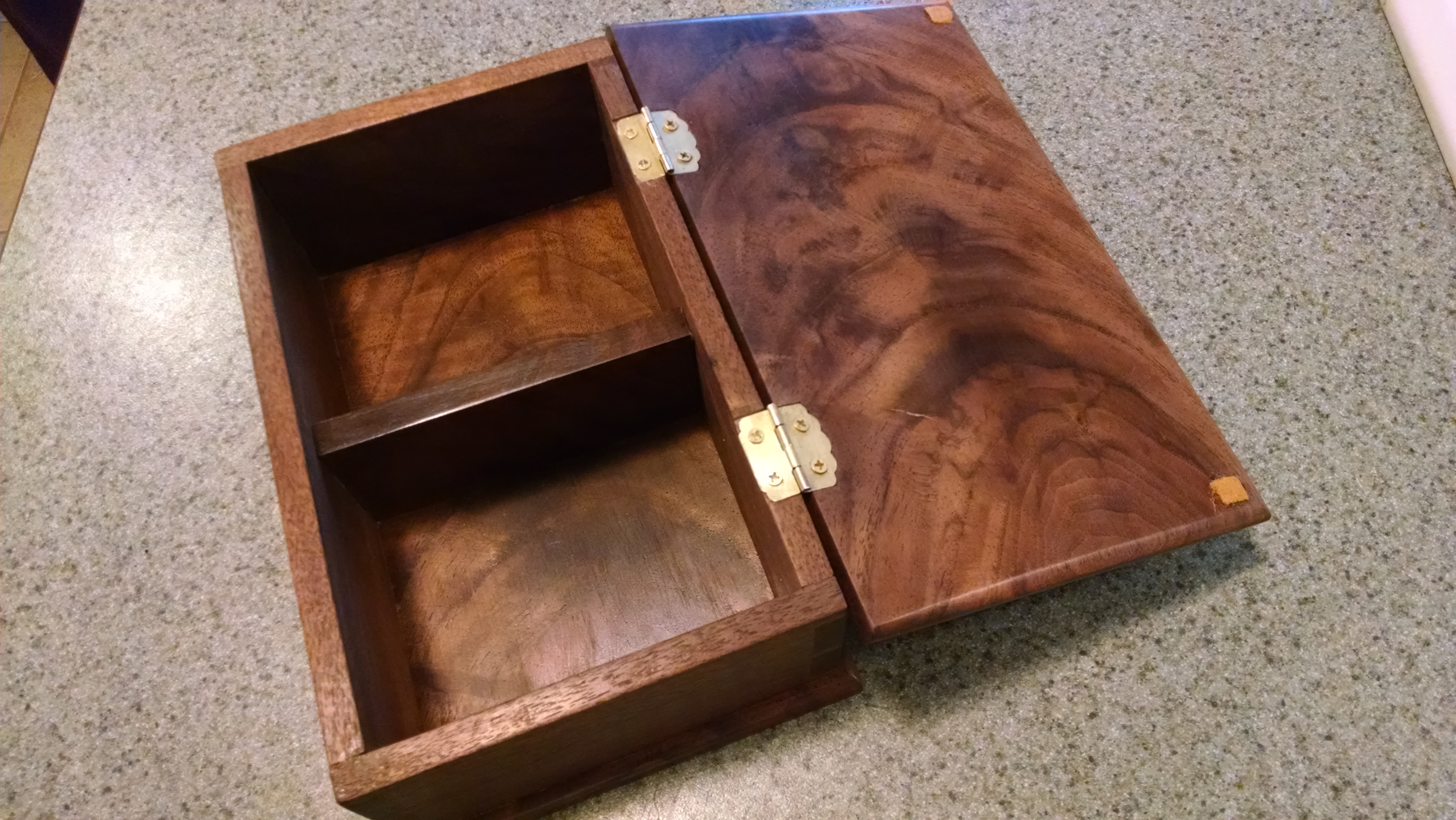 Dovetail Box by mxbroome1