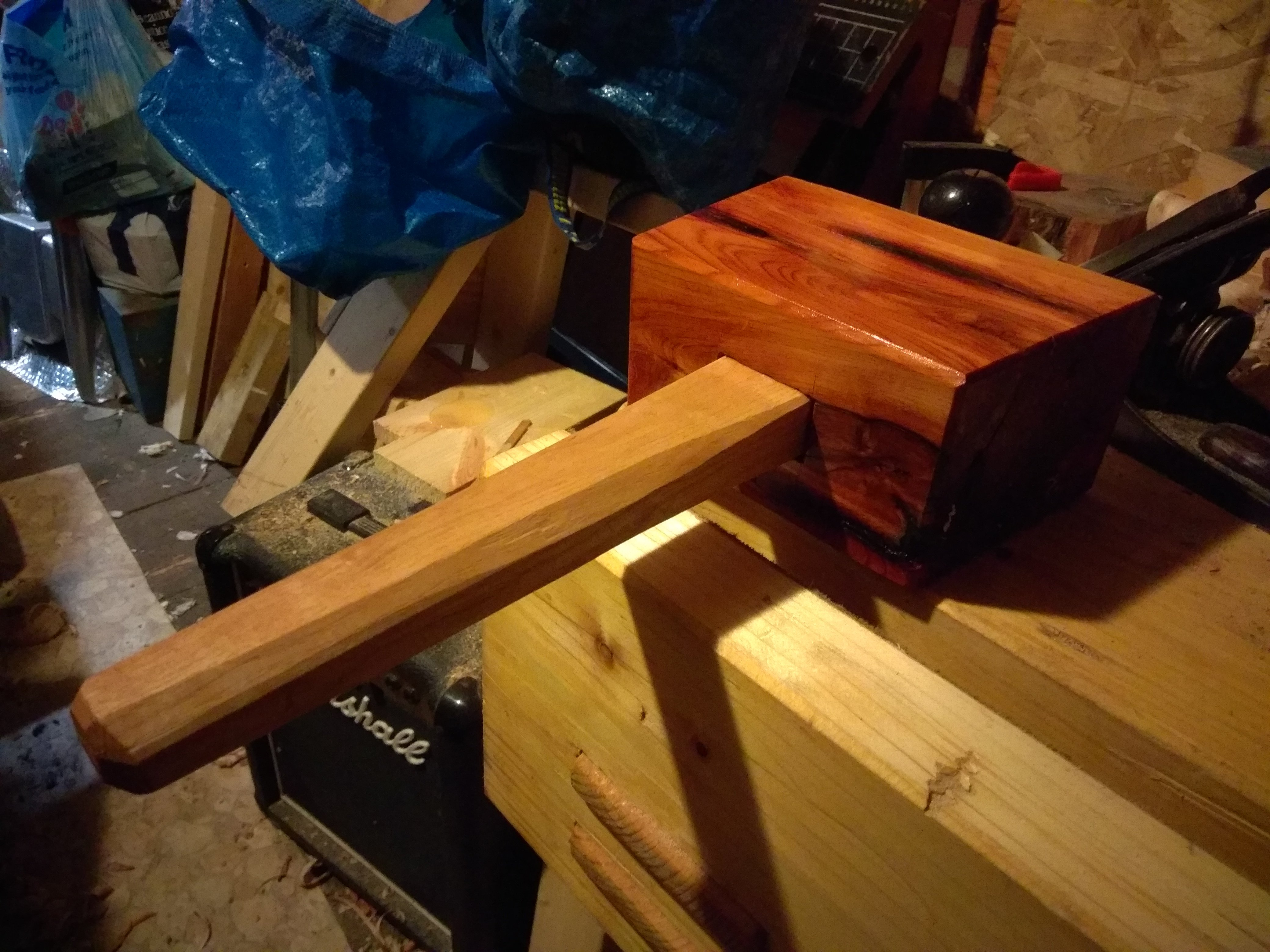 Joiner's Mallet by Russell Holland