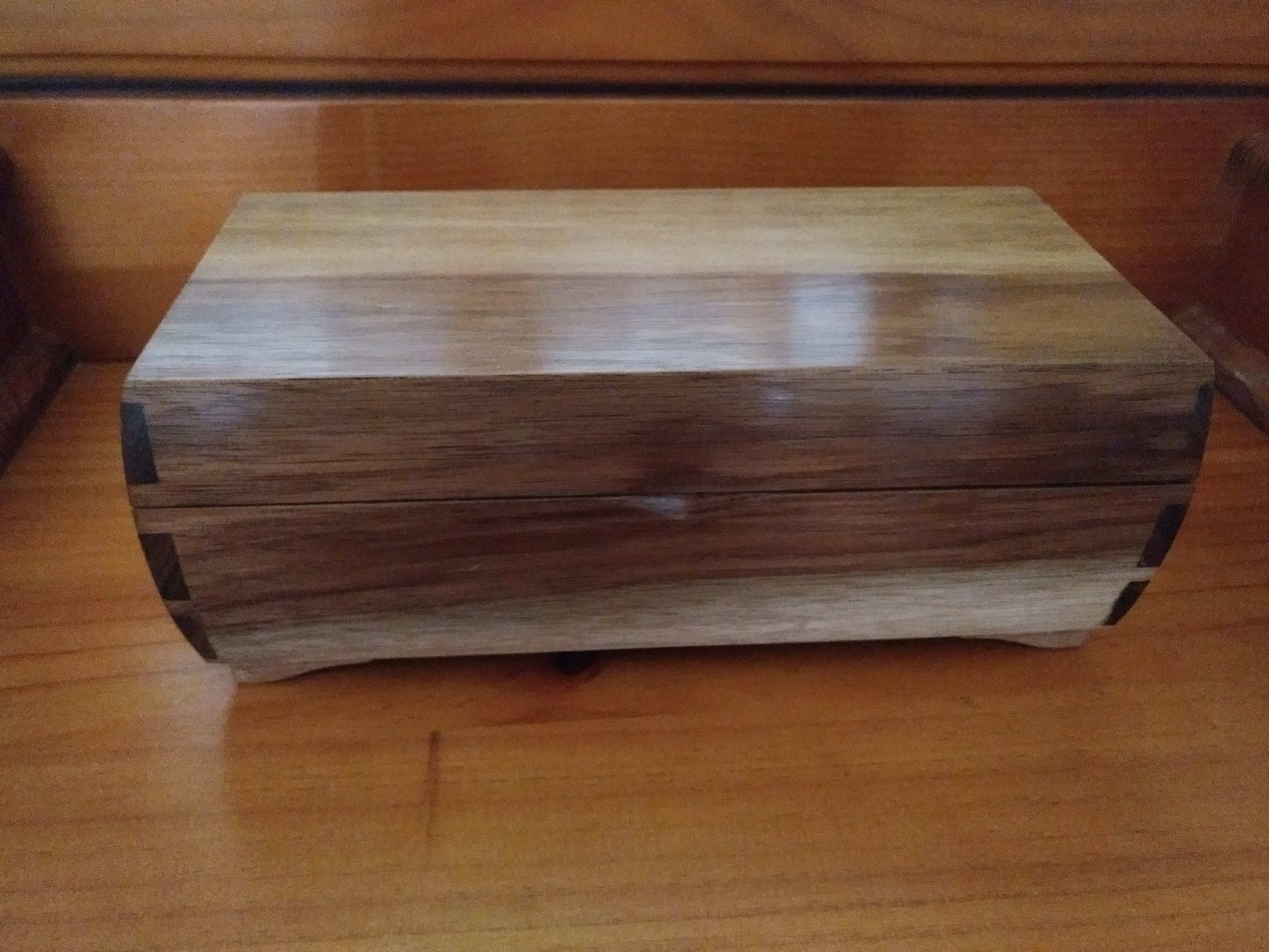 Keepsake Box by woodruss