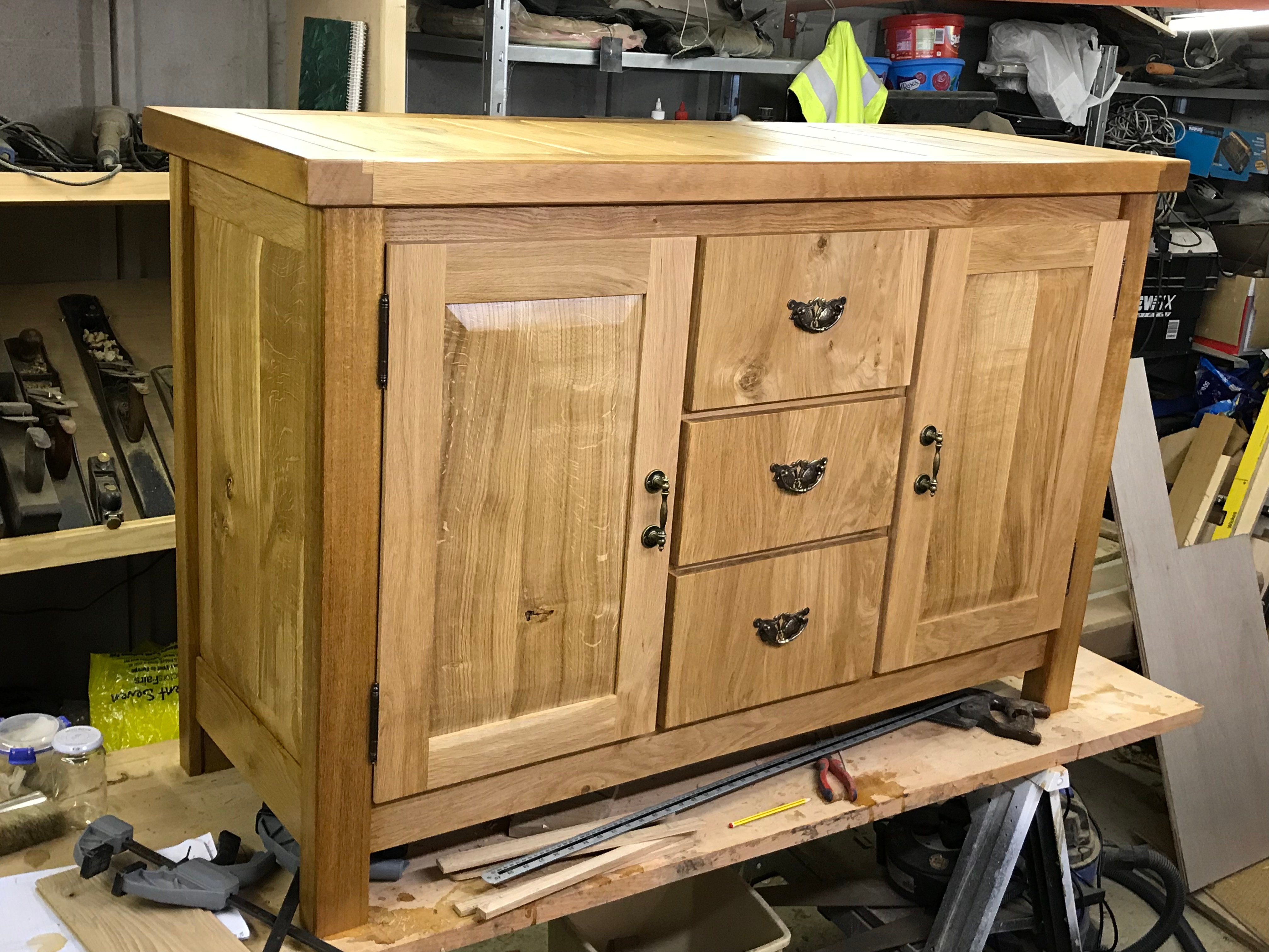Sideboard by Adrian Cole
