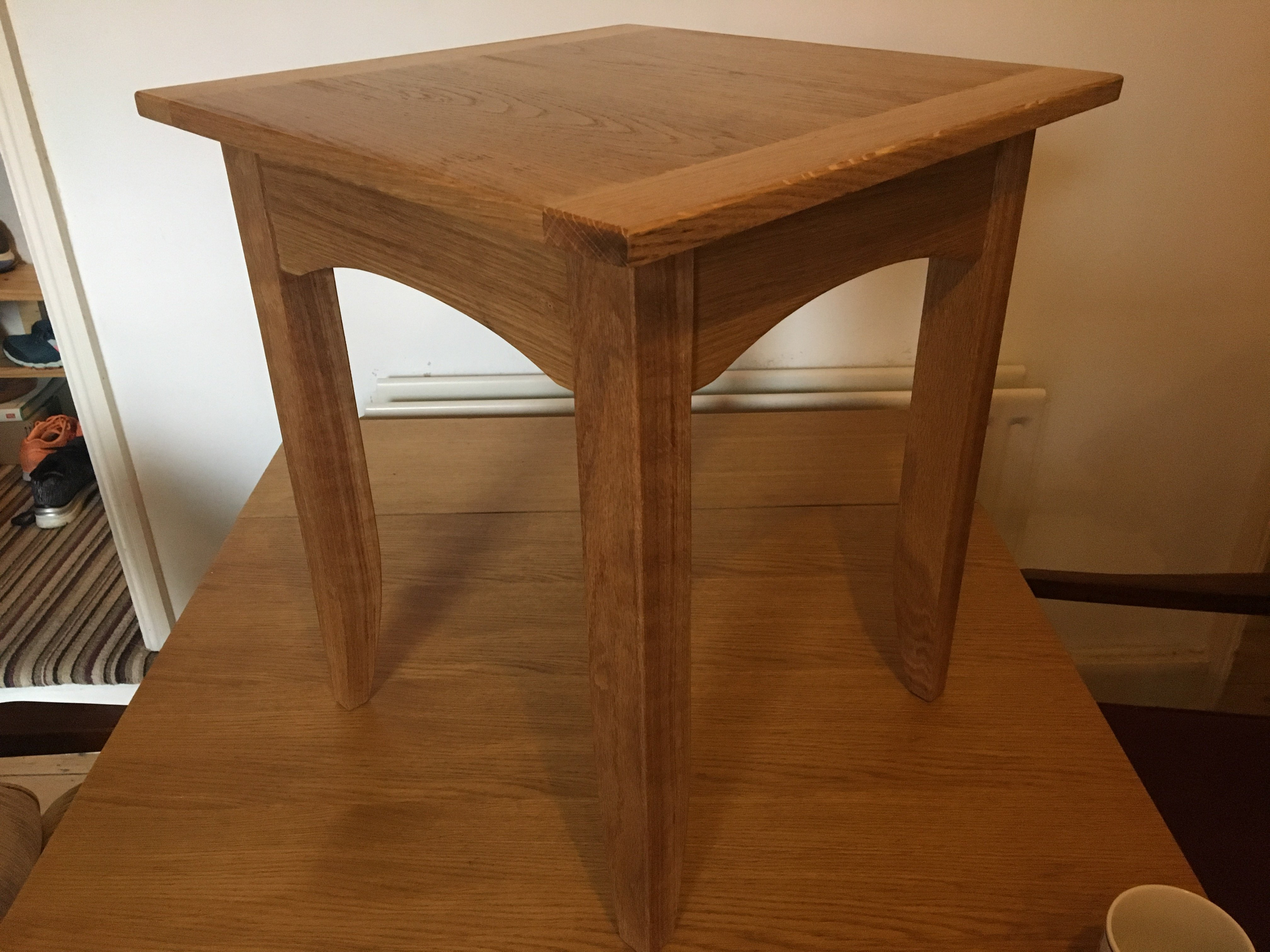 Occasional Table by chughesdon