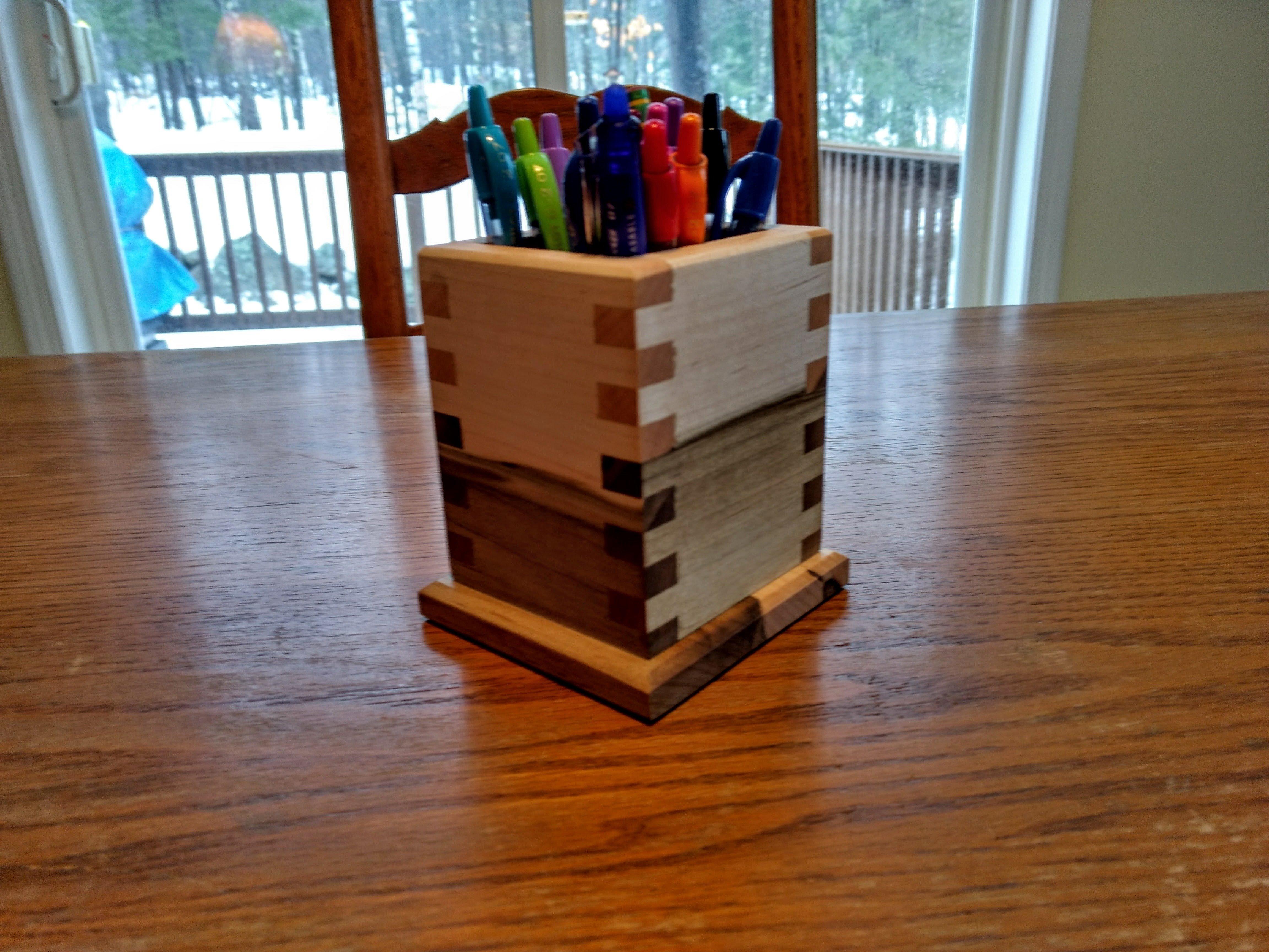 Pencil Box by Dennis O'Shea