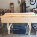 I'm a retired Sailor. My first workbench. Never used a hand plane or chisel before. Thank you Paul and team!!