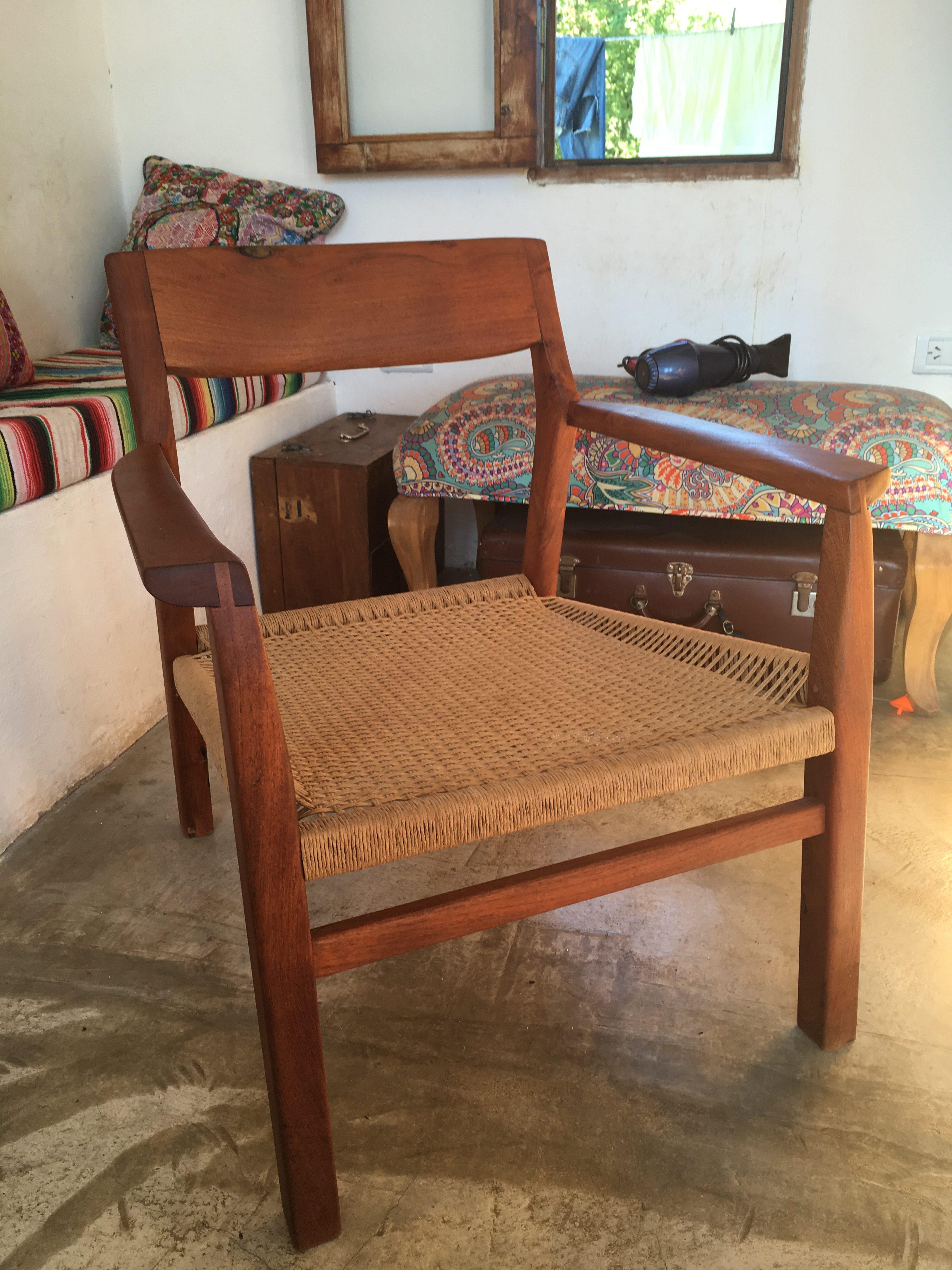 Mali's Lounge Chair by Sebastian