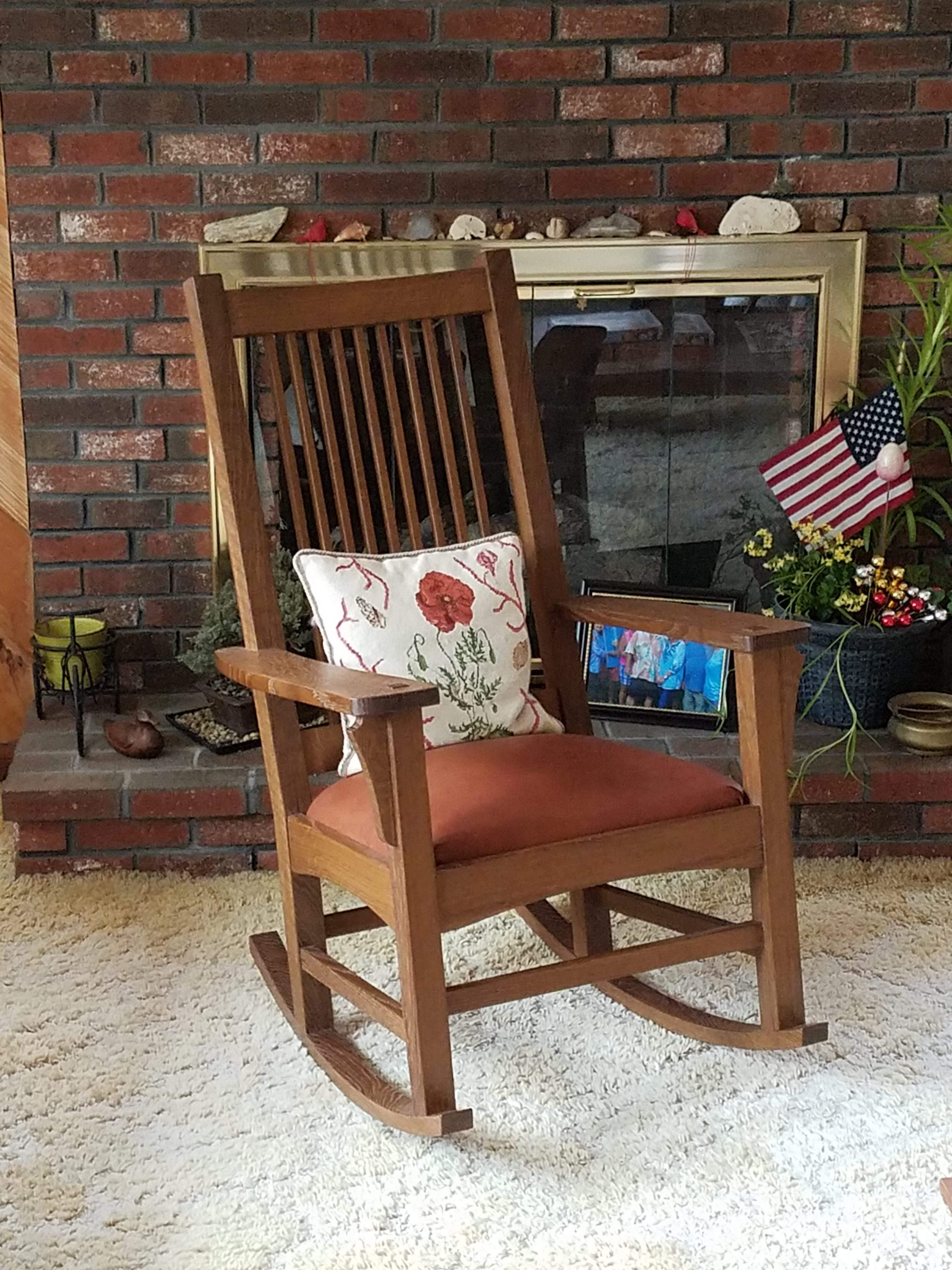 Rocking Chair by patrick371