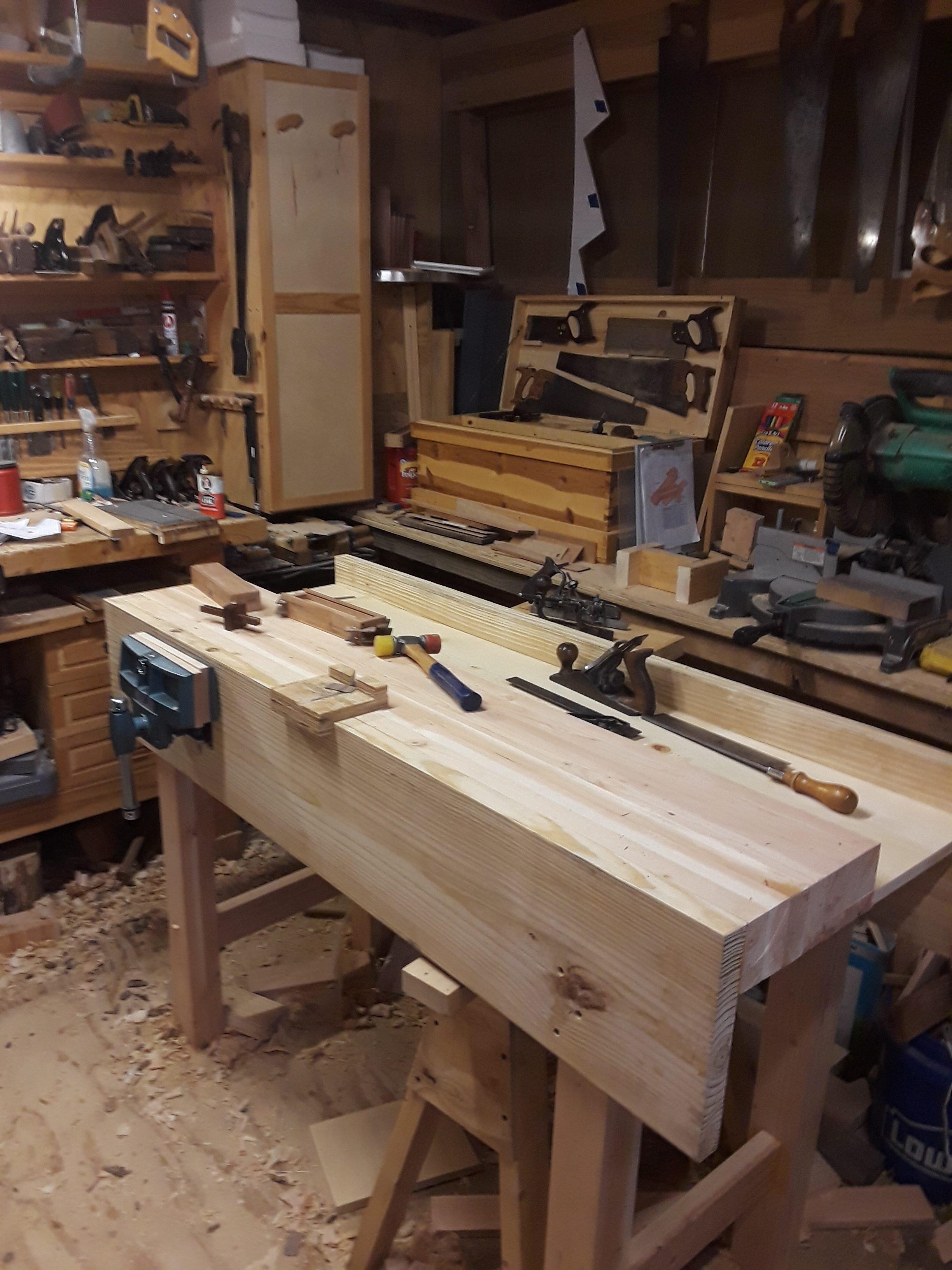 Workbench by Sandy