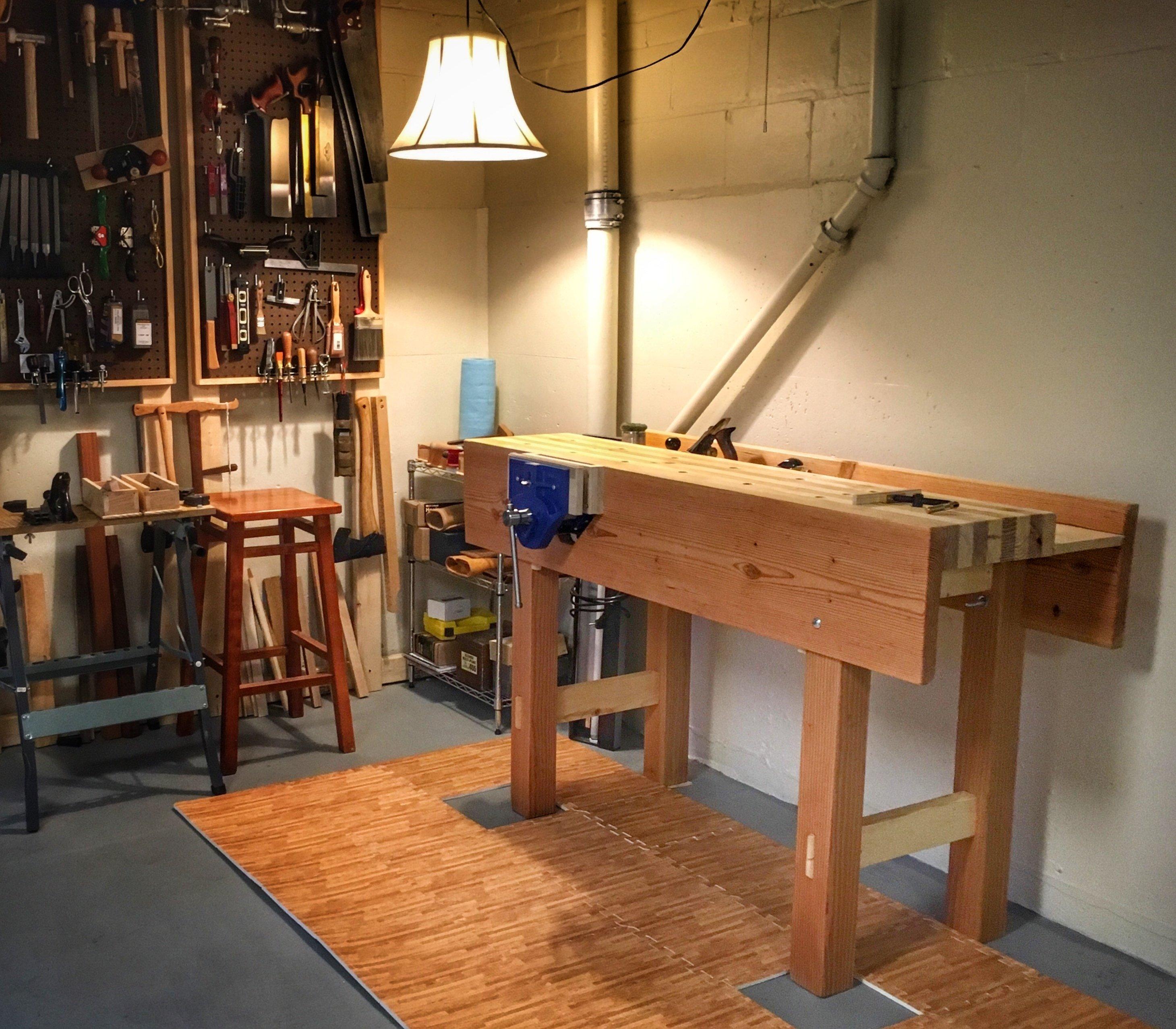 Workbench by Jonathan Ard