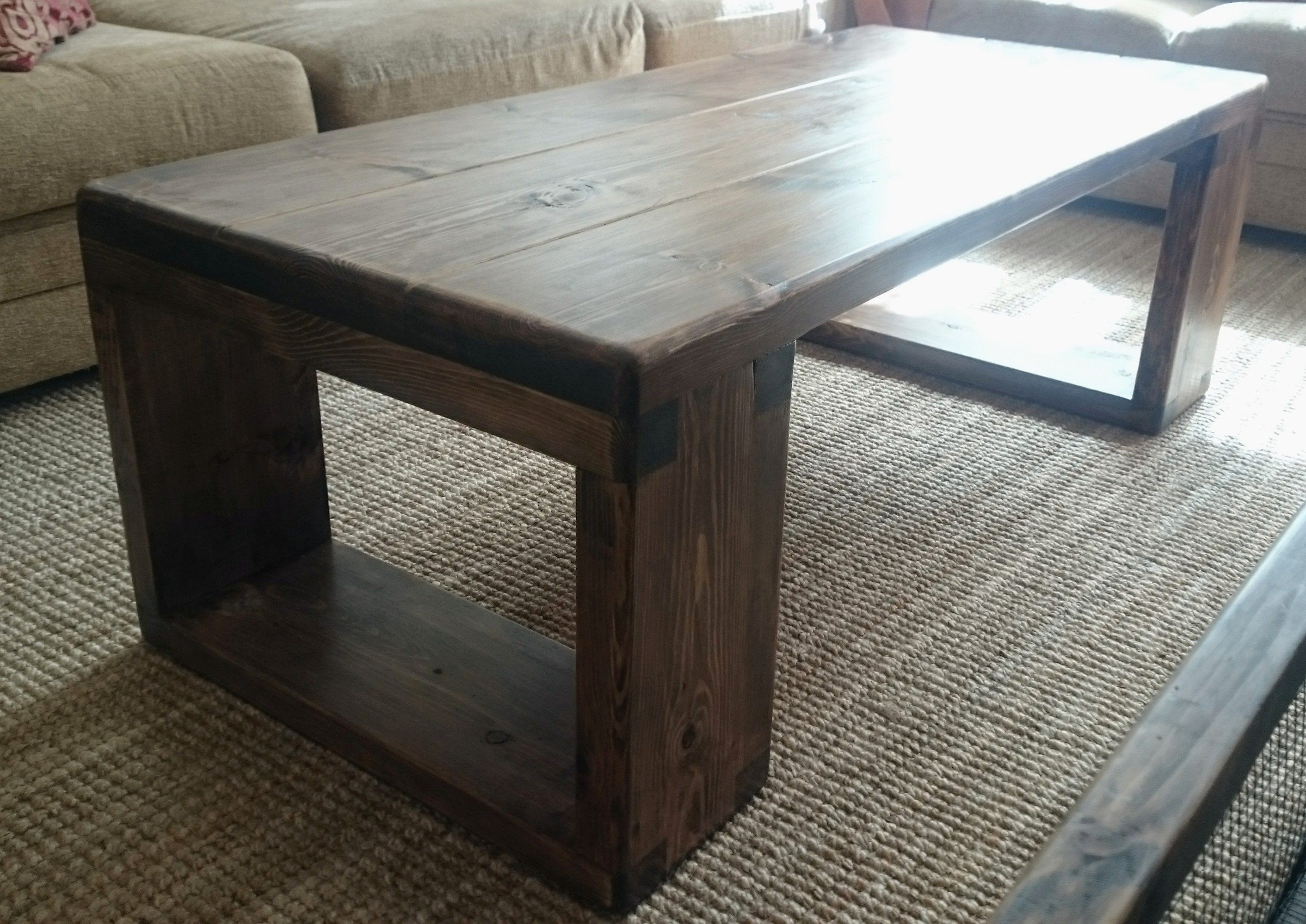 Coffee Table by Husam Hussein