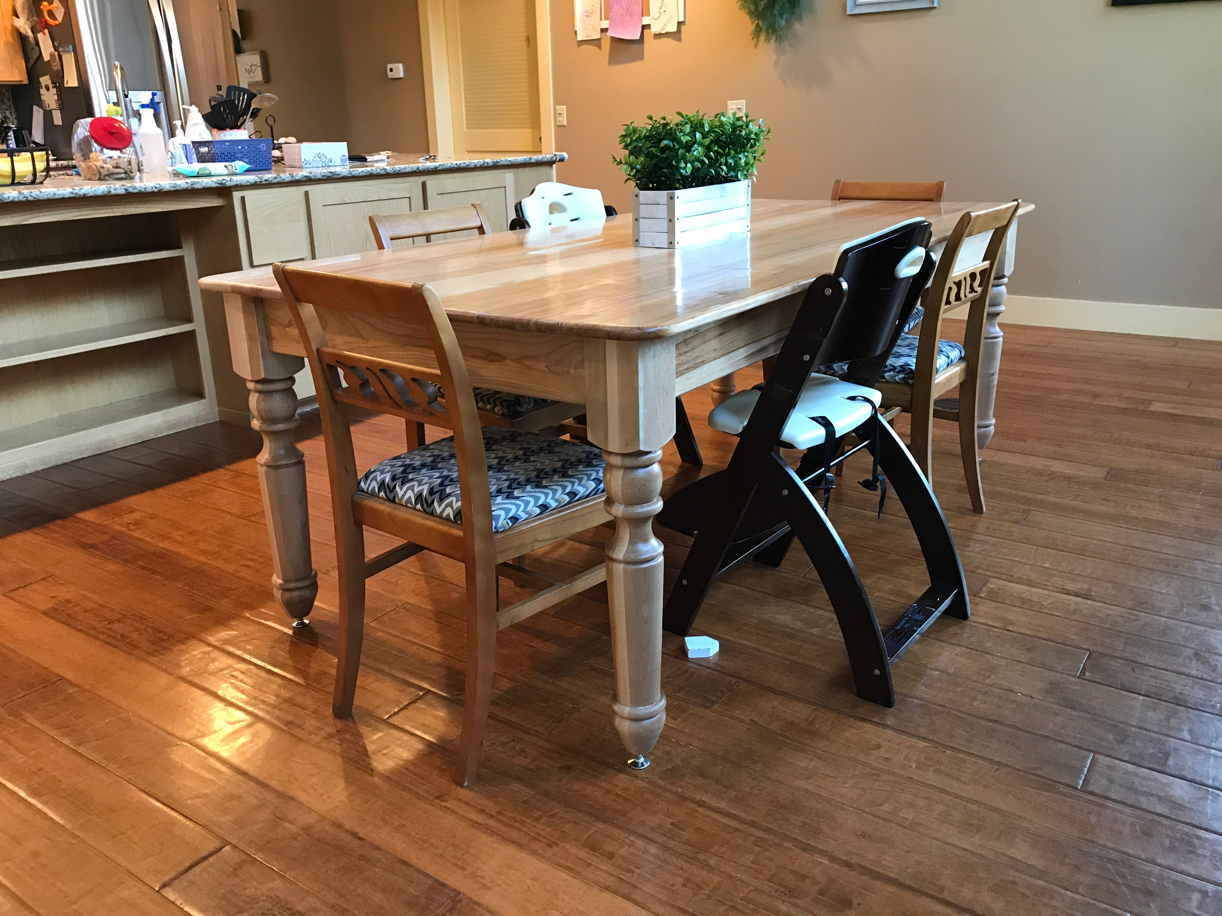 Dining Table by Rodney Worthington