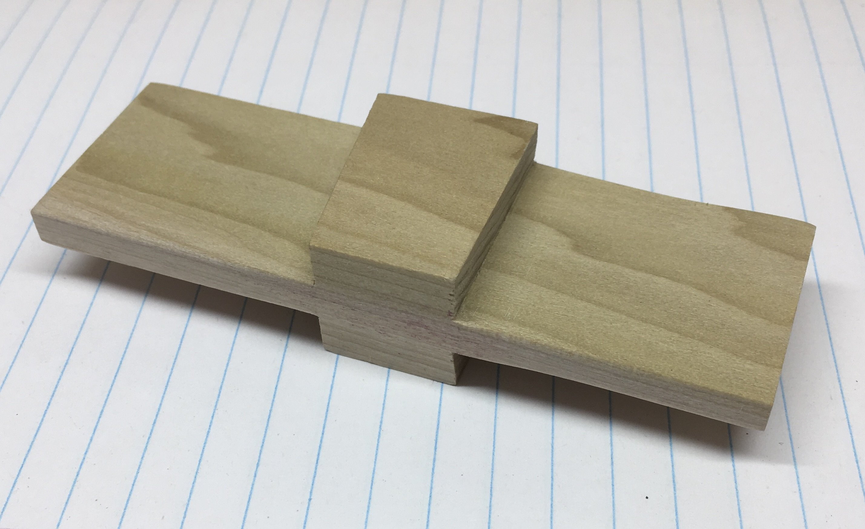 Dovetail Template by André