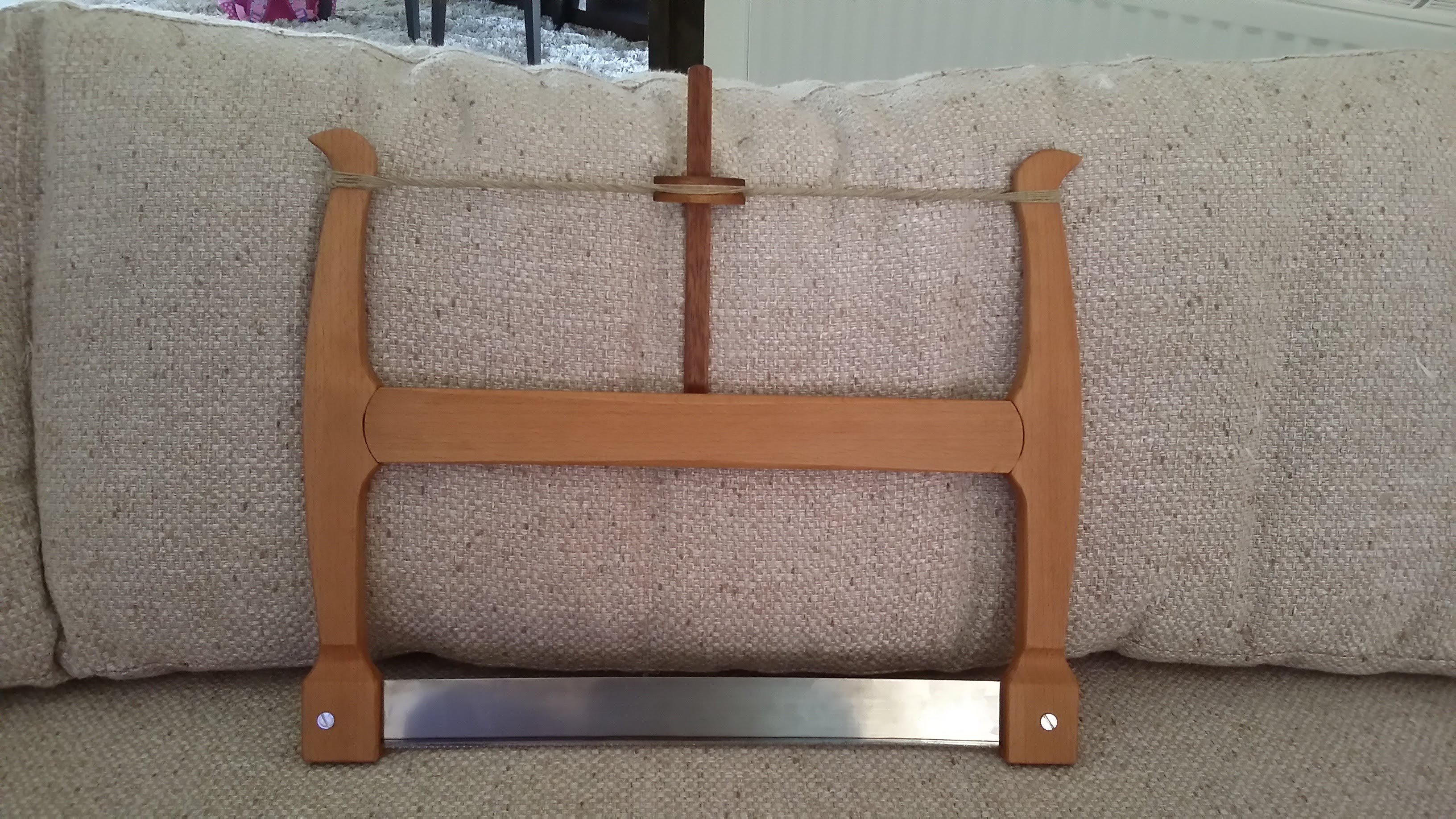 Frame Saw by Michael Chatzipetros