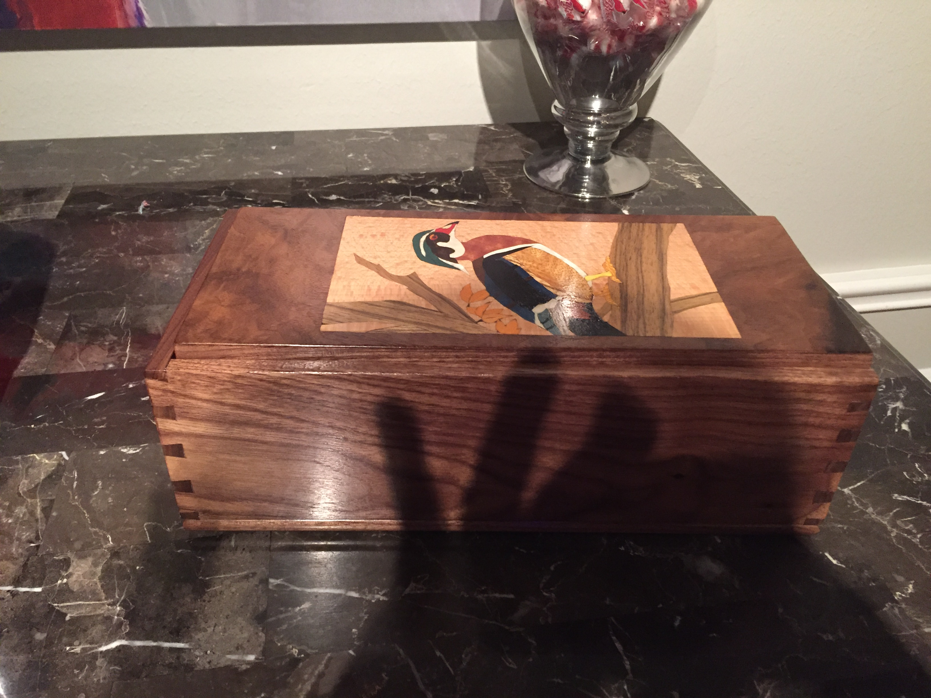Dovetail Box by joeblues79
