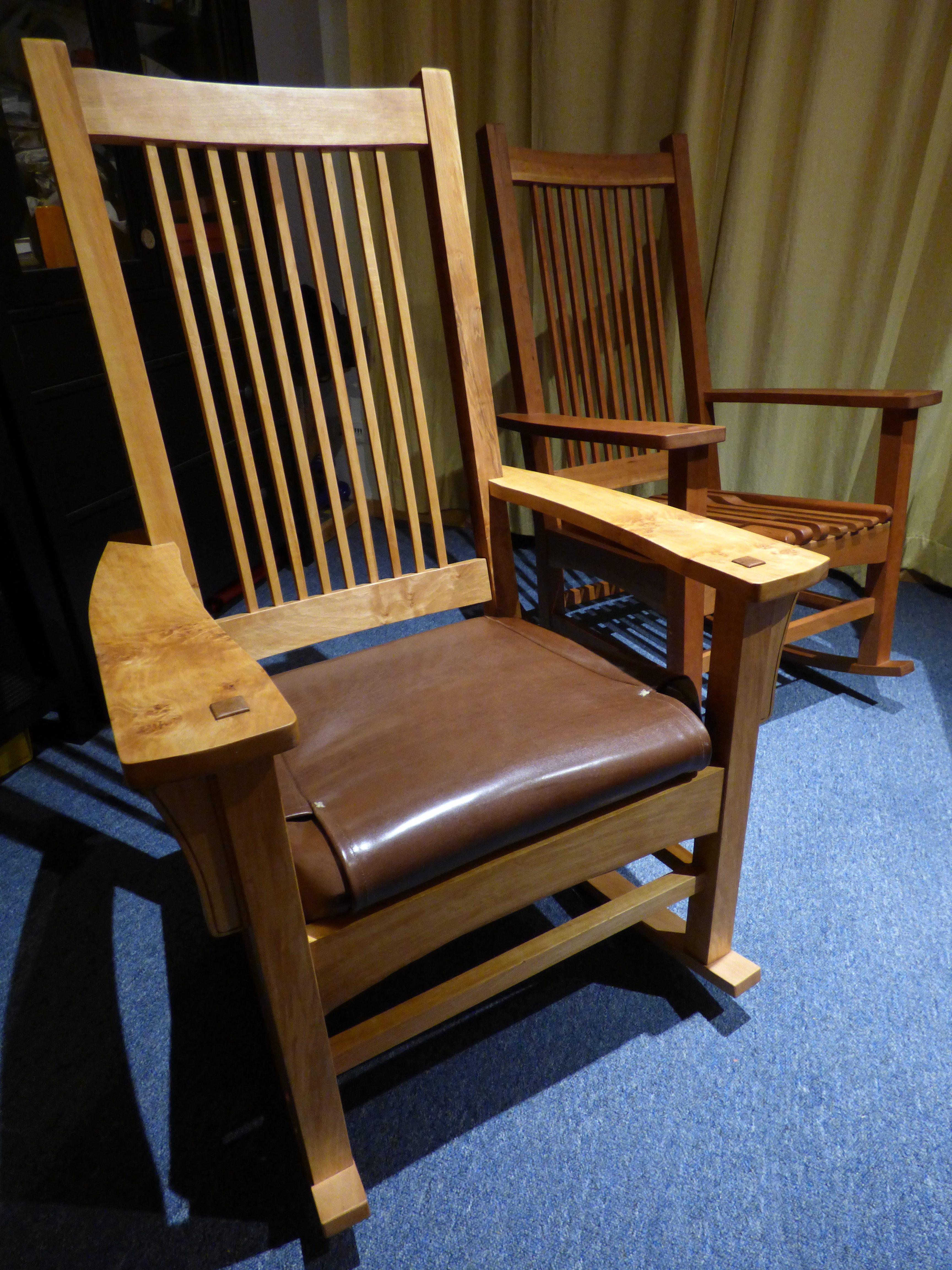 Rocking Chair by parstein
