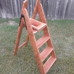 Cherry Stepladder