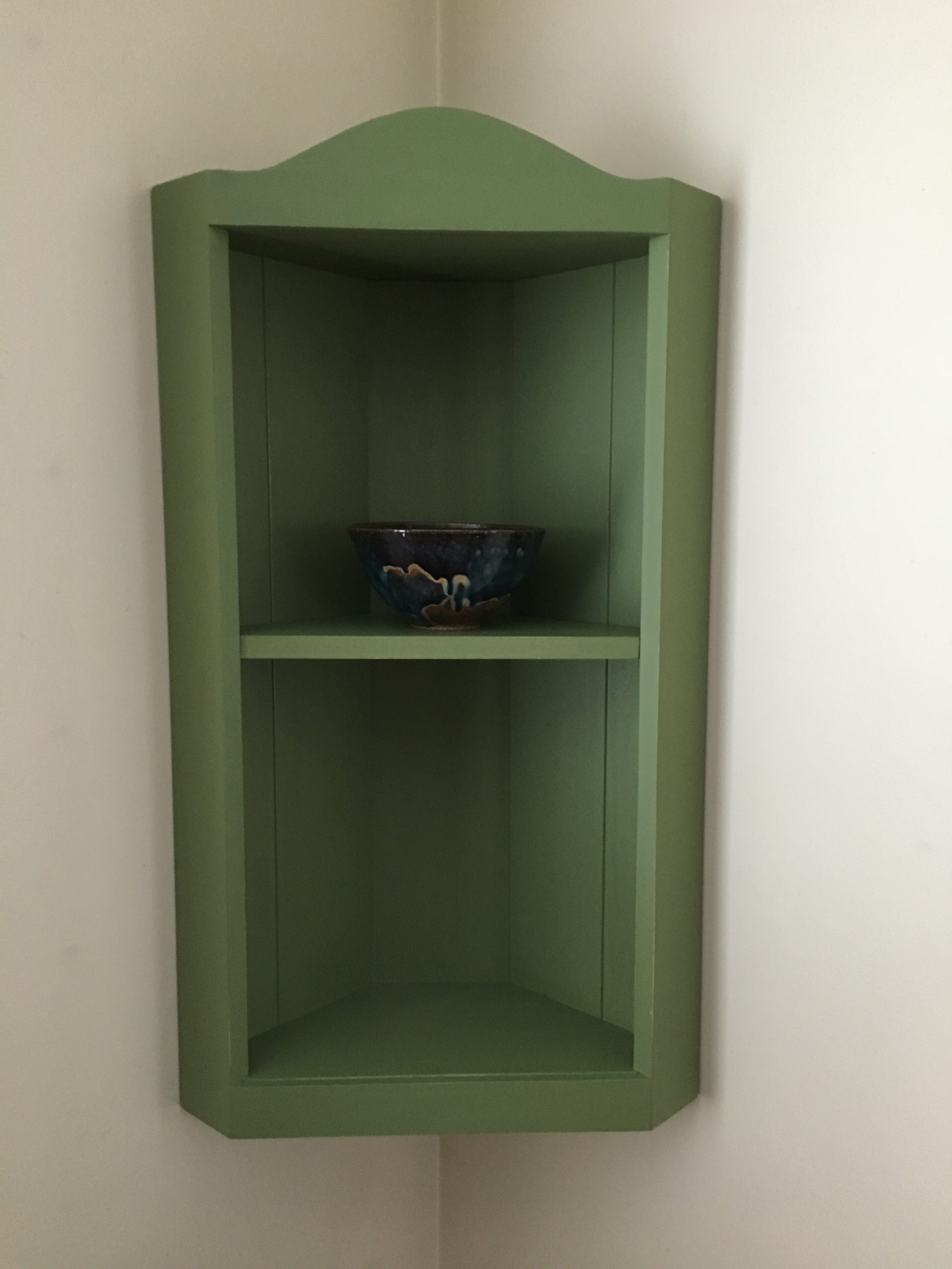 Corner Shelf by Aaron Michalka