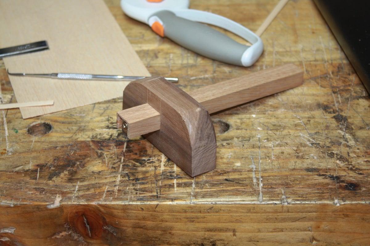 Stringing Gauge by Mark Dennehy