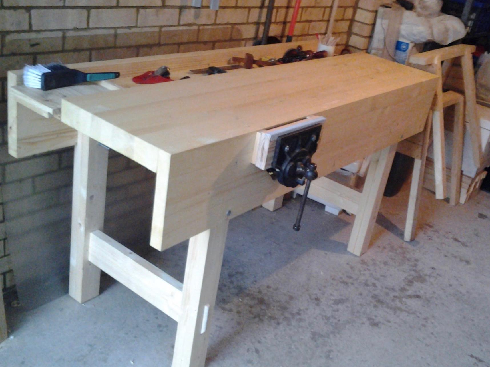 Workbench by jrmacias