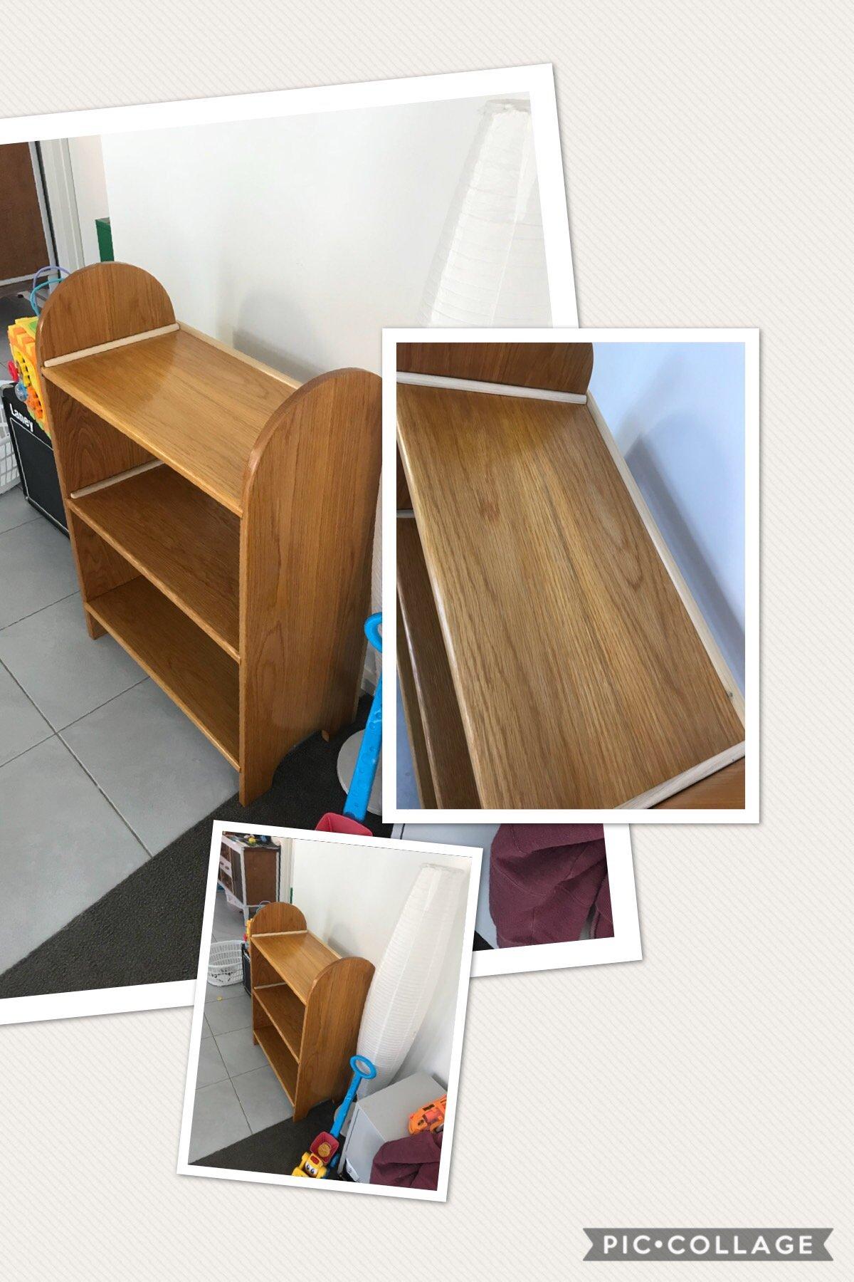 Shaker-inspired Shelves by Nat Jones