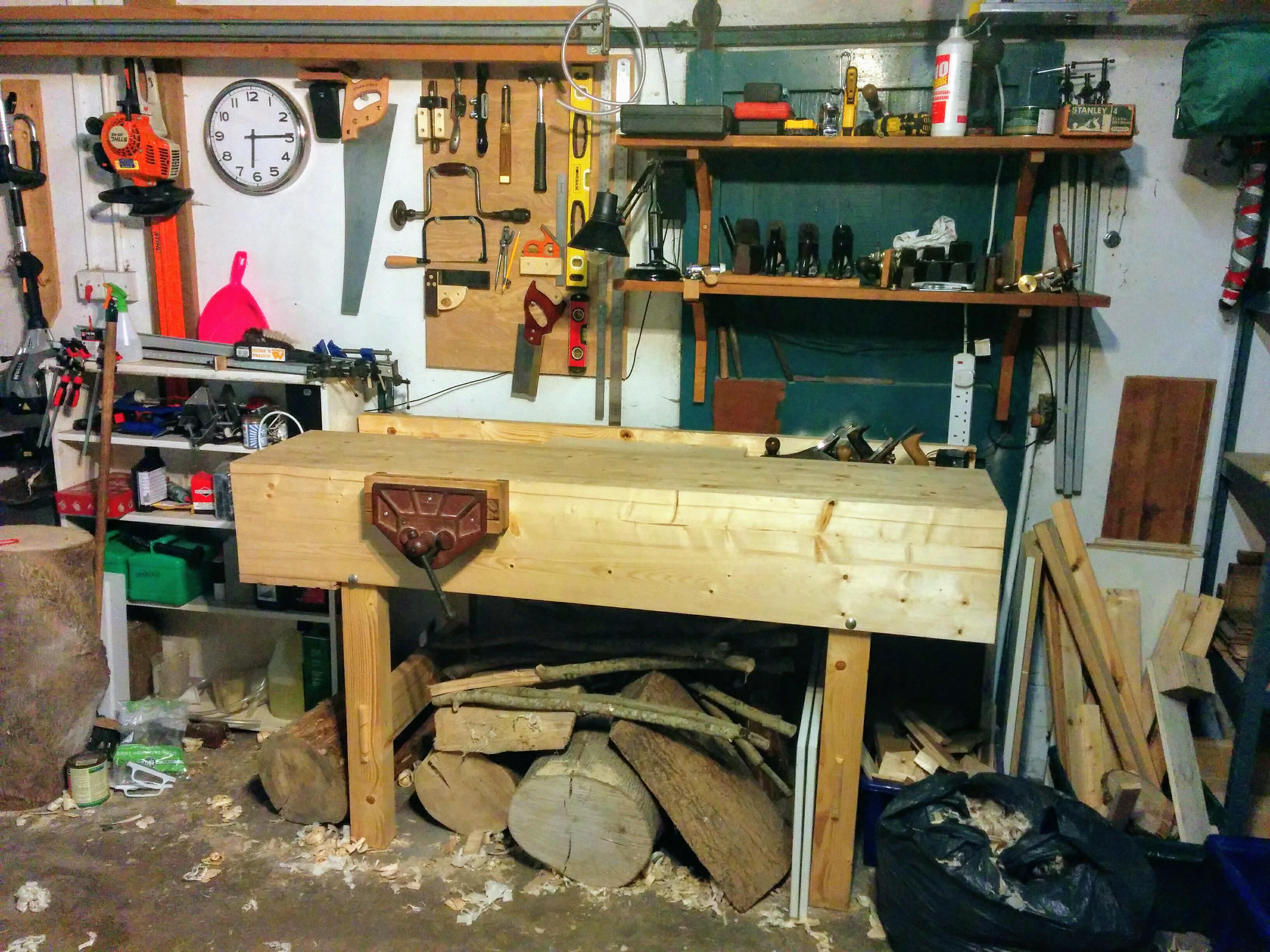 Workbench by David Boyle
