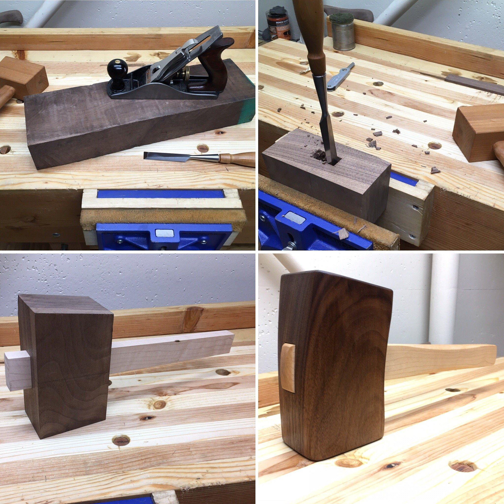 Joiner's Mallet by Jonathan Ard
