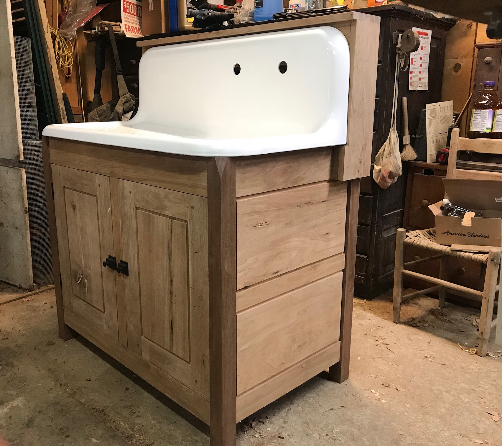 Kitchen Sink Base Cabinet by donhatch