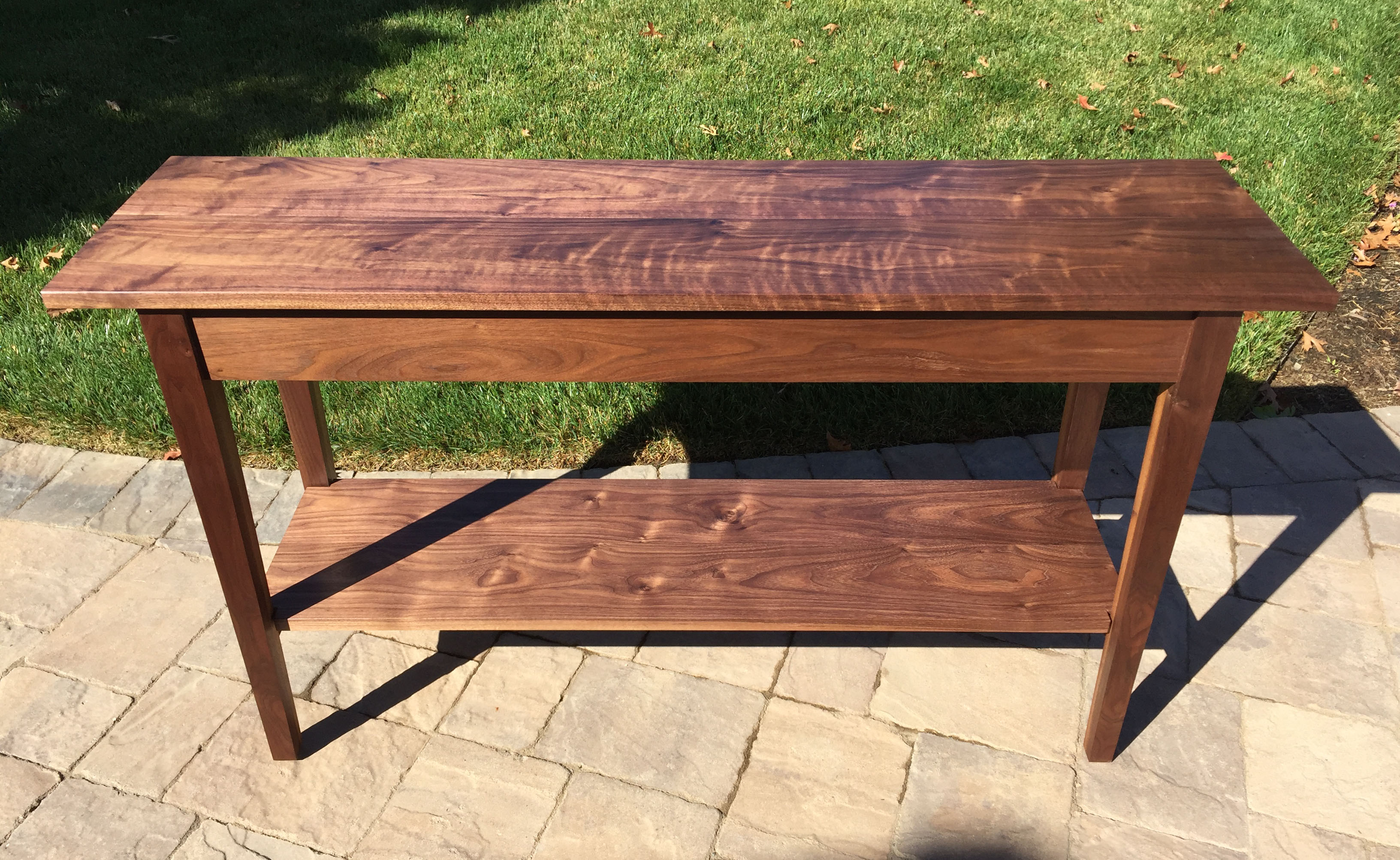 Sofa Table by Eric Christenson