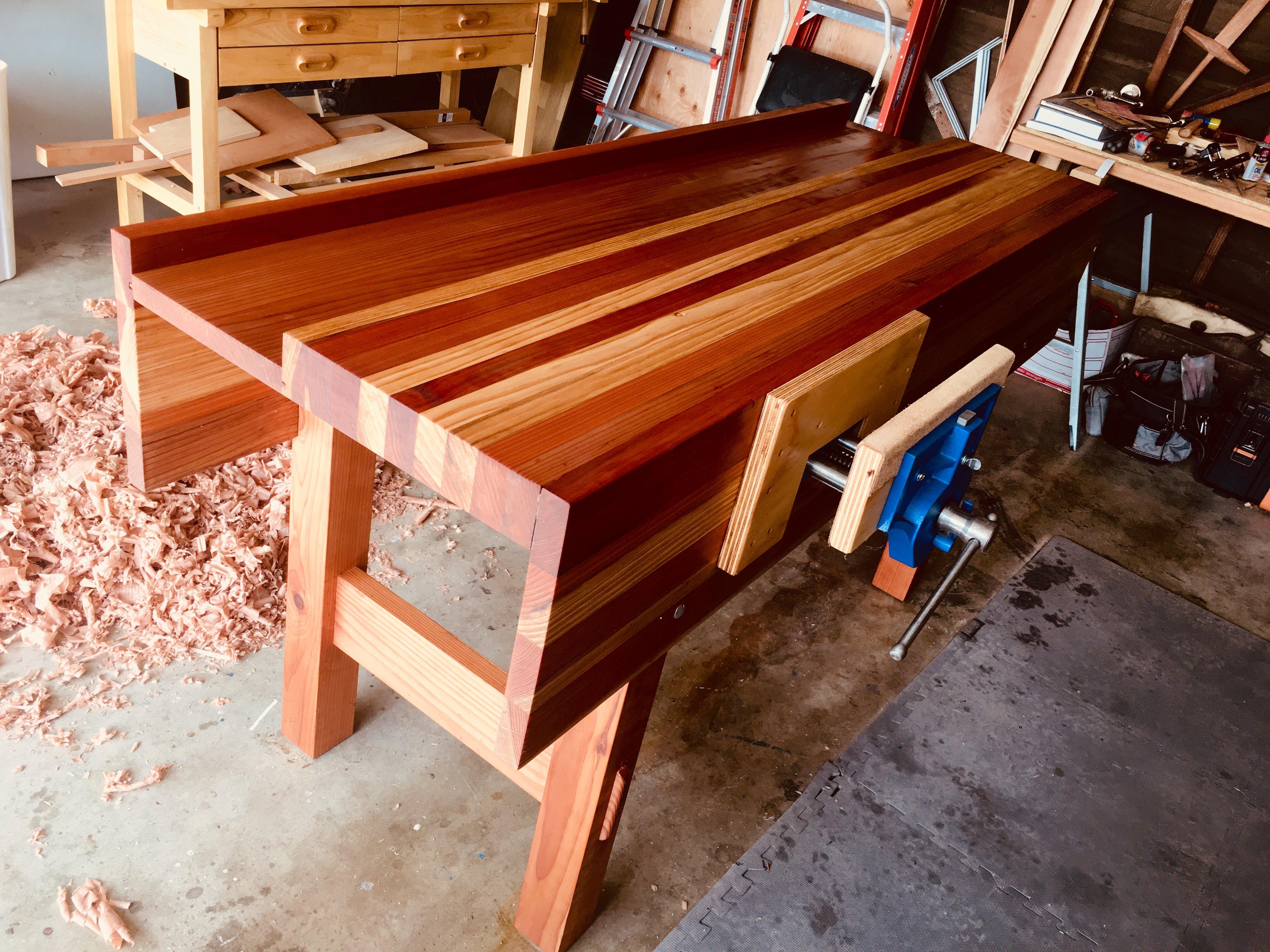 Workbench by Mike Field
