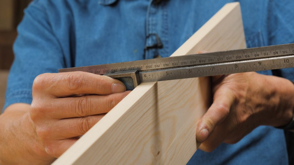 Planing the Edges of Narrow Boards Square