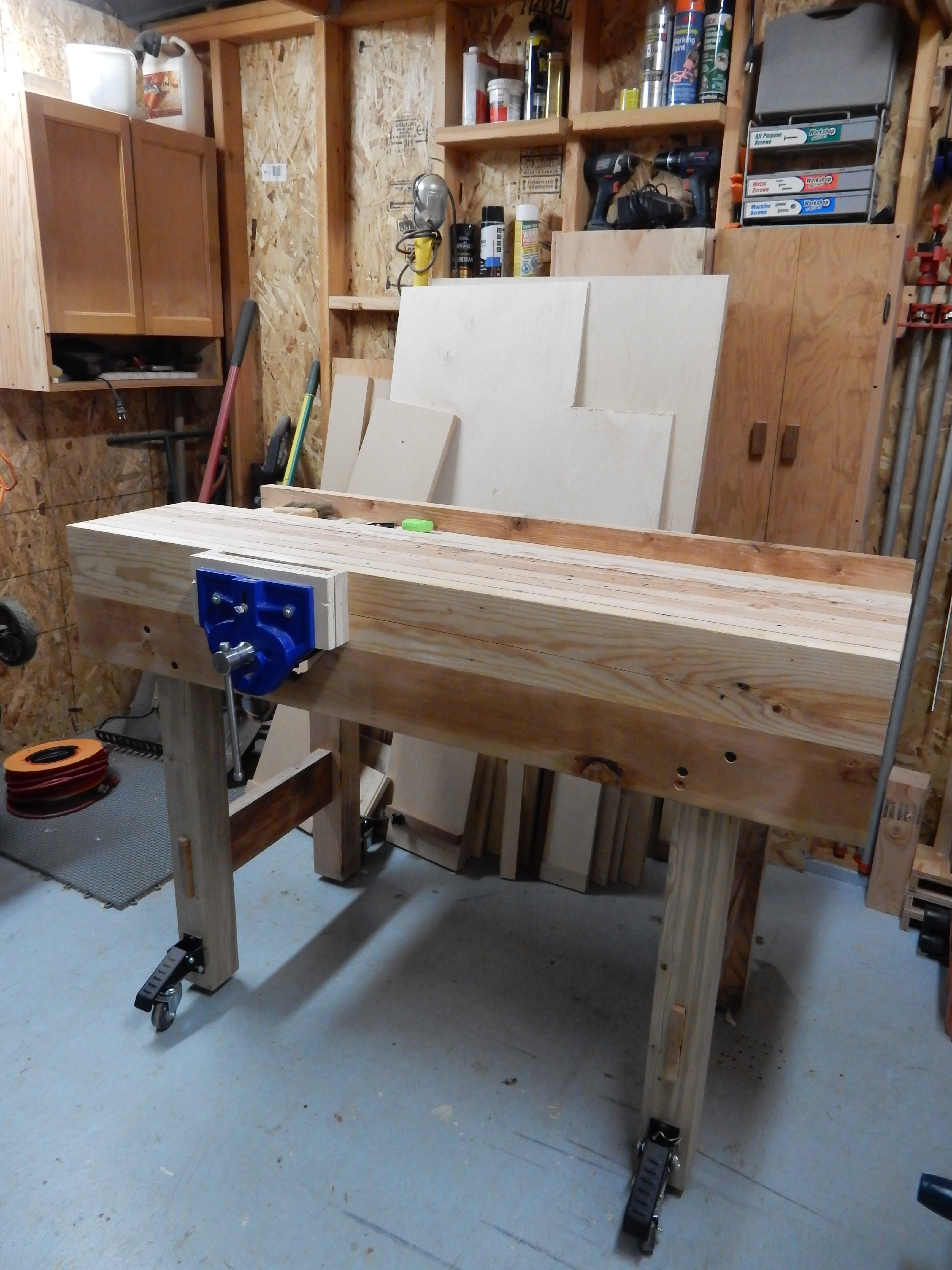 Workbench by Benjamin Caton