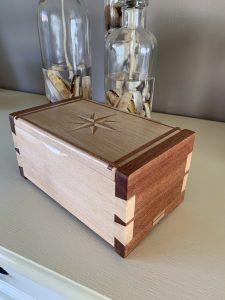Playcard box