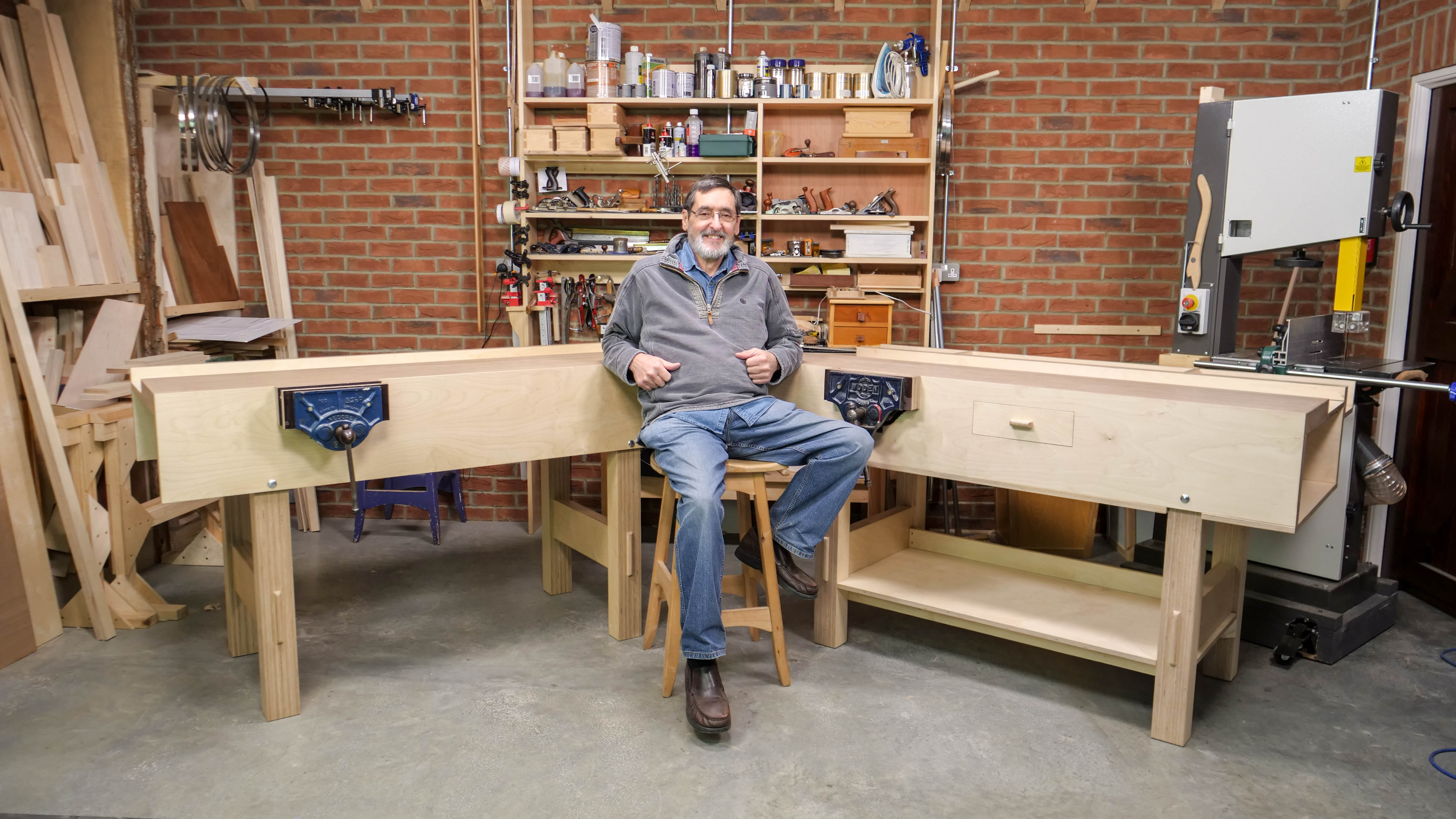 Videos - Woodworking Masterclasses