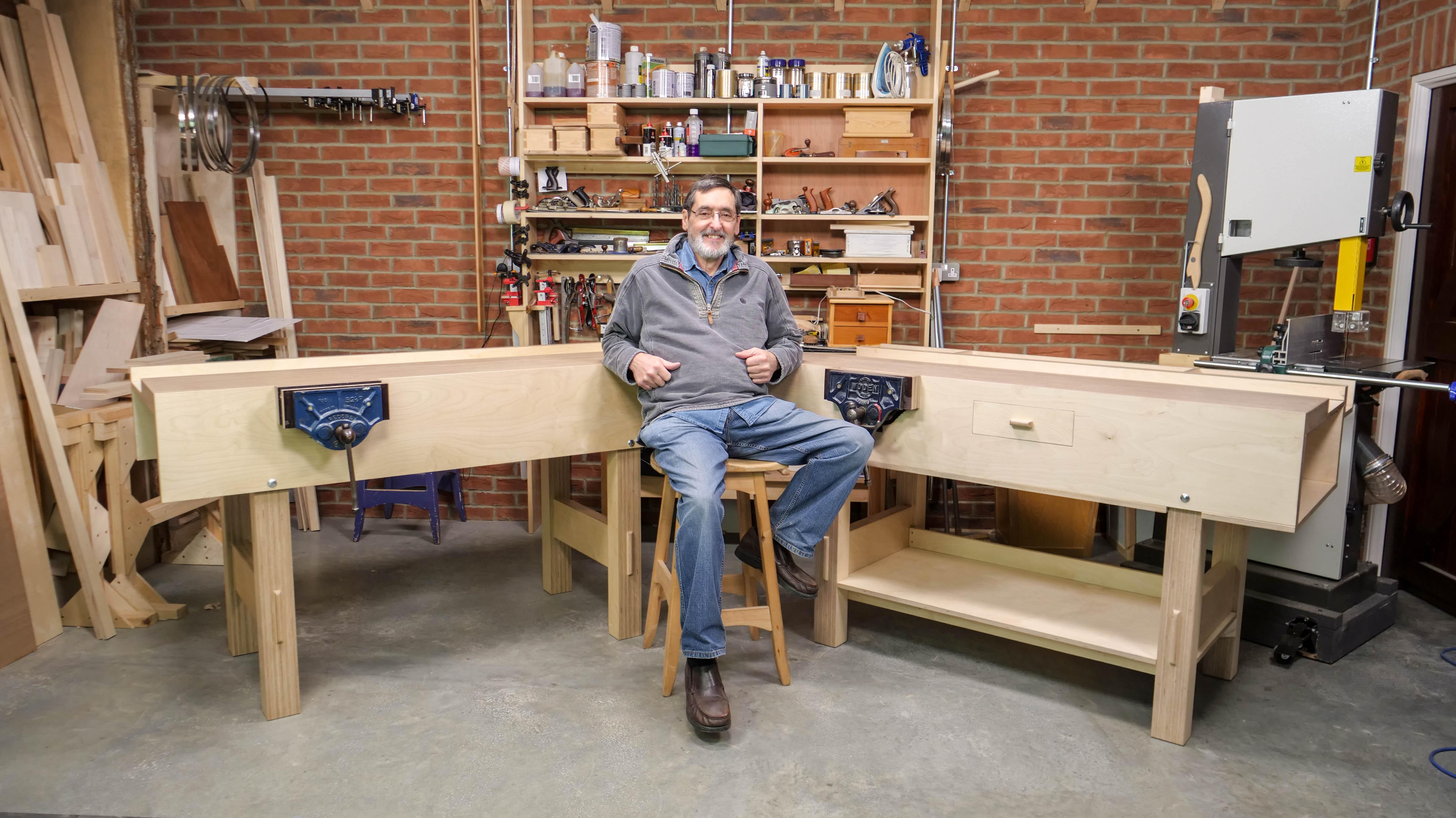 Charmant Woodworking Masterclasses