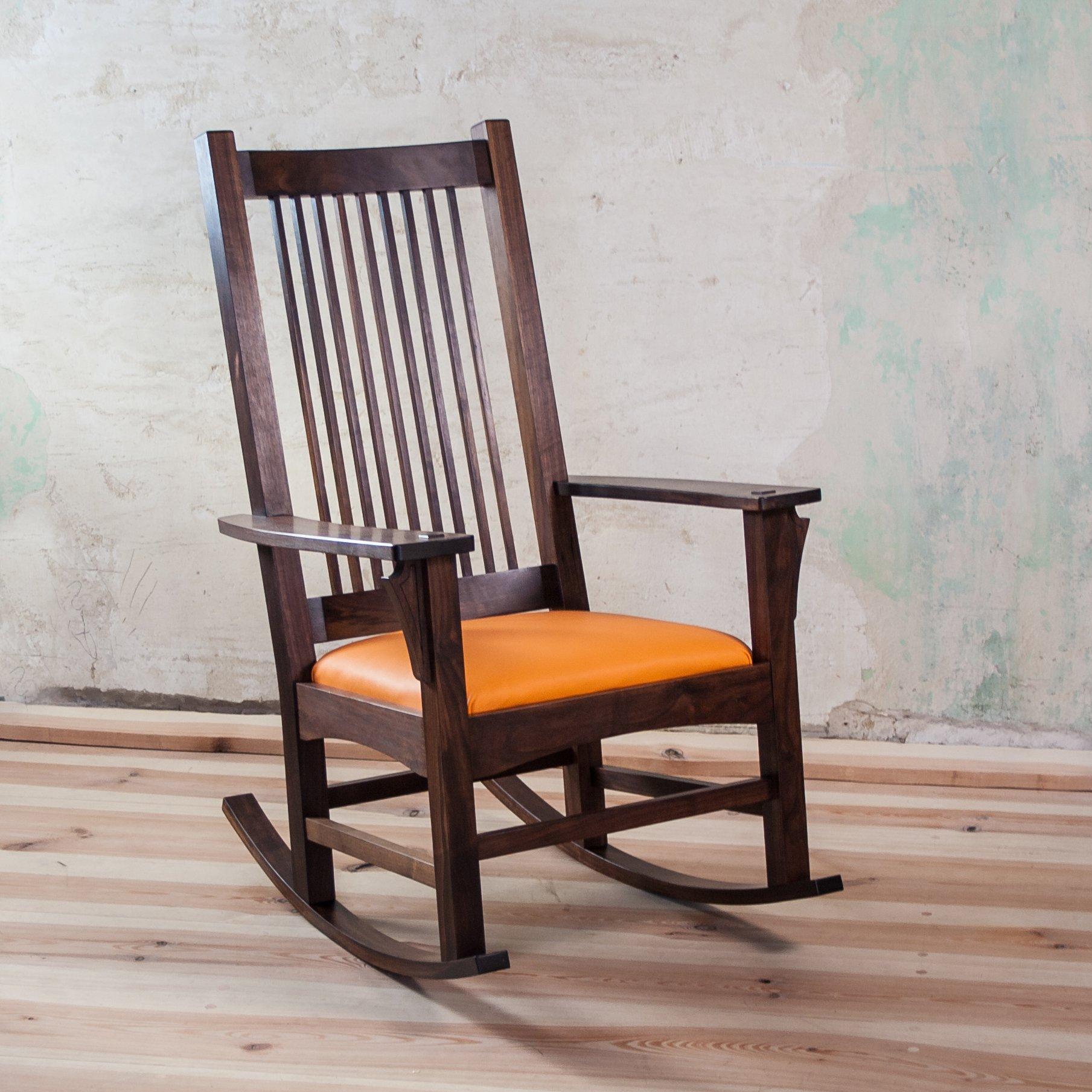 Rocking Chair by Drechsler Norbert Pauli