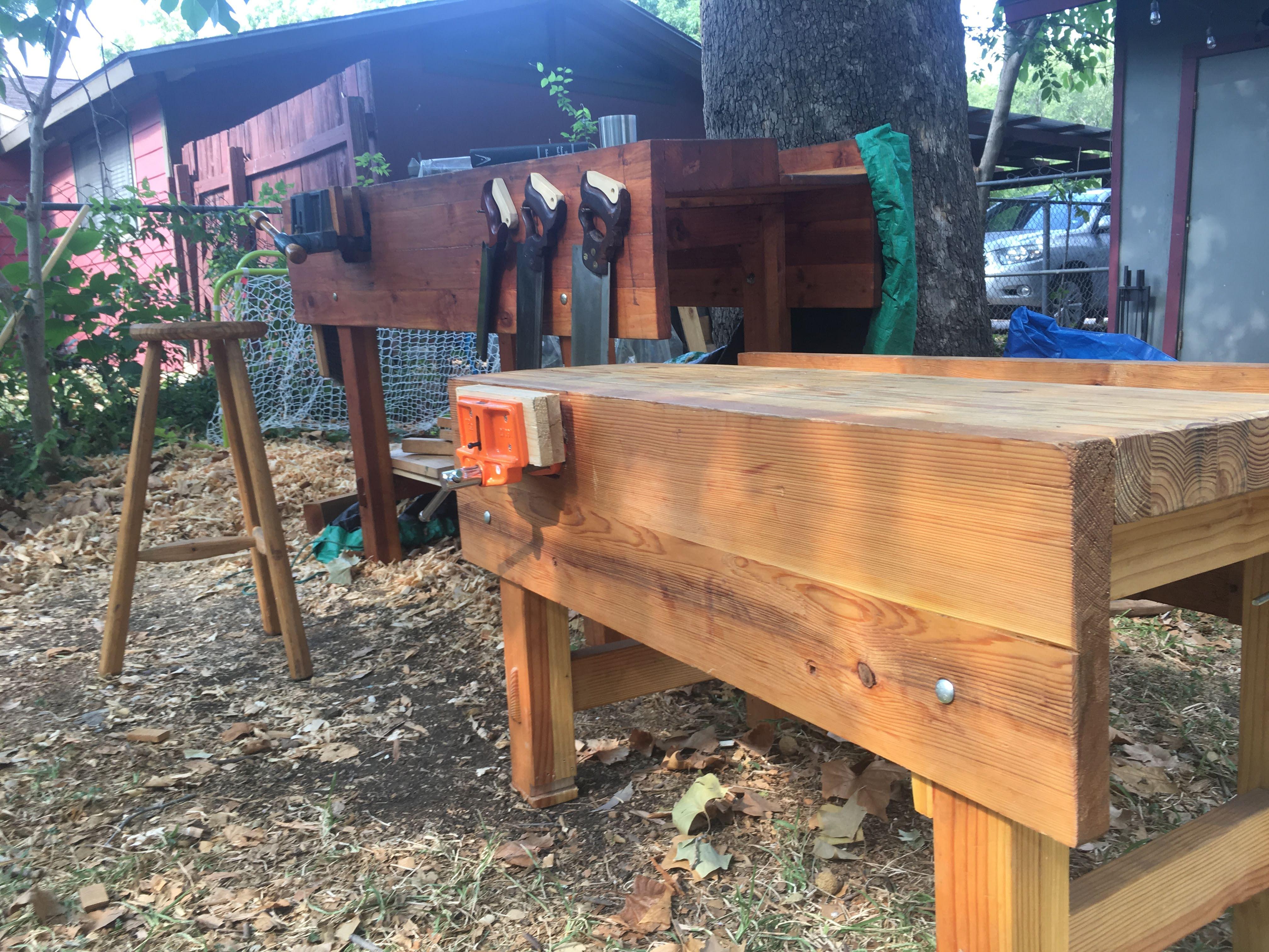 Workbench by Scott Carro