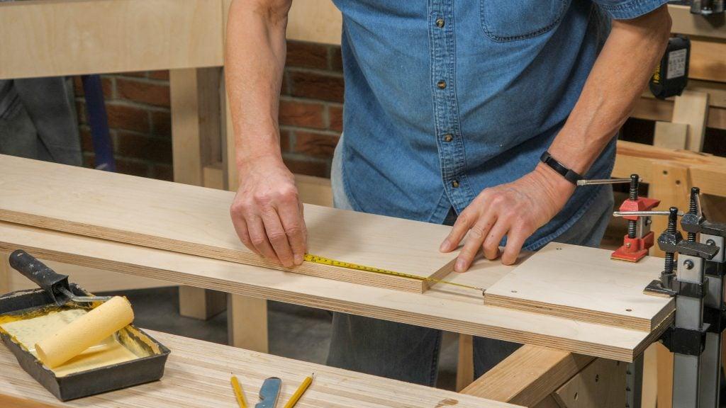 Plywood Workbench Keyframe Episode 4