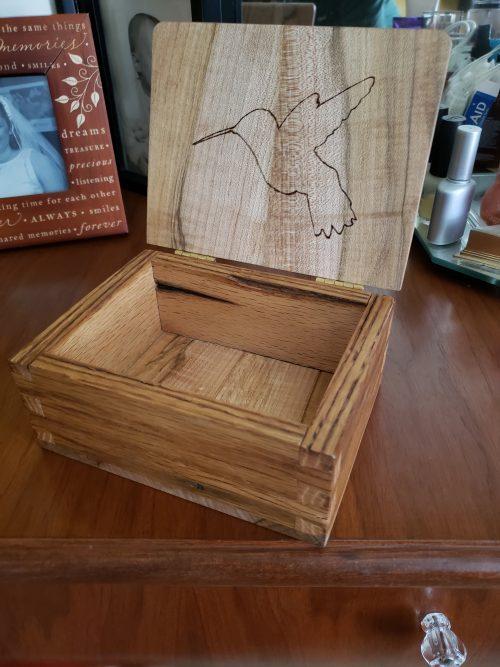 Keepsake Box by Kaleb 2