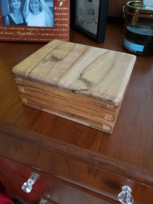 Keepsake Box by Kaleb