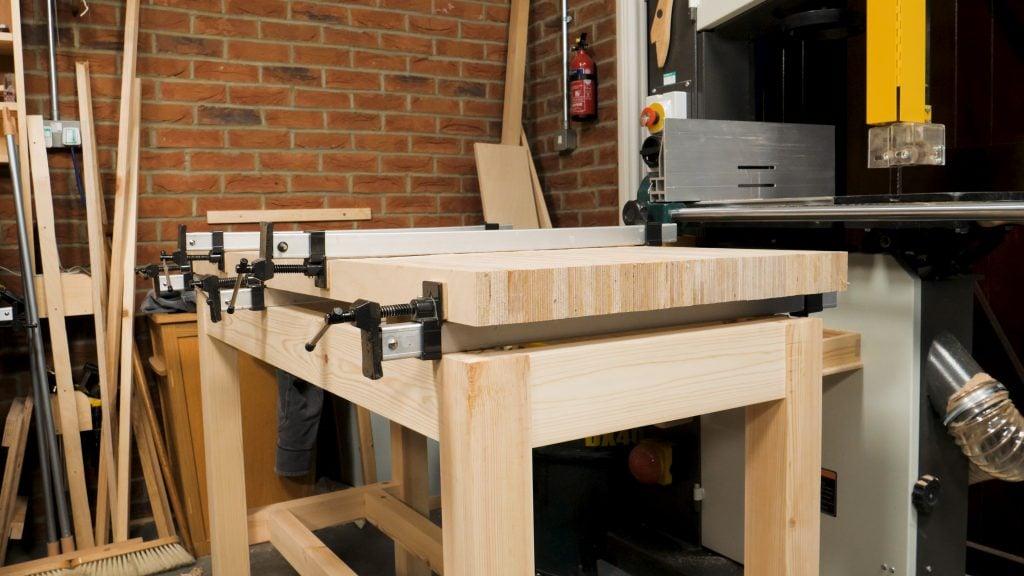 Moving Workshop Table EP4 Keyframe