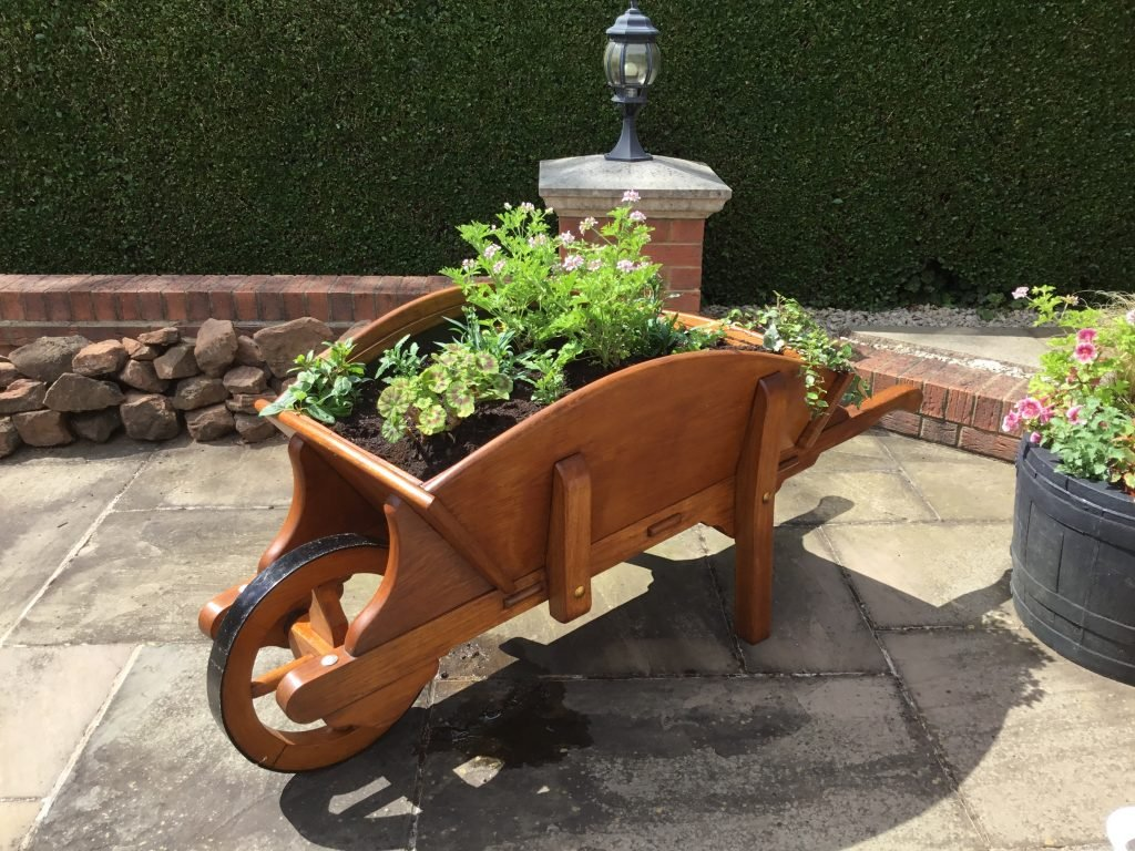 Wheelbarrow by Denis