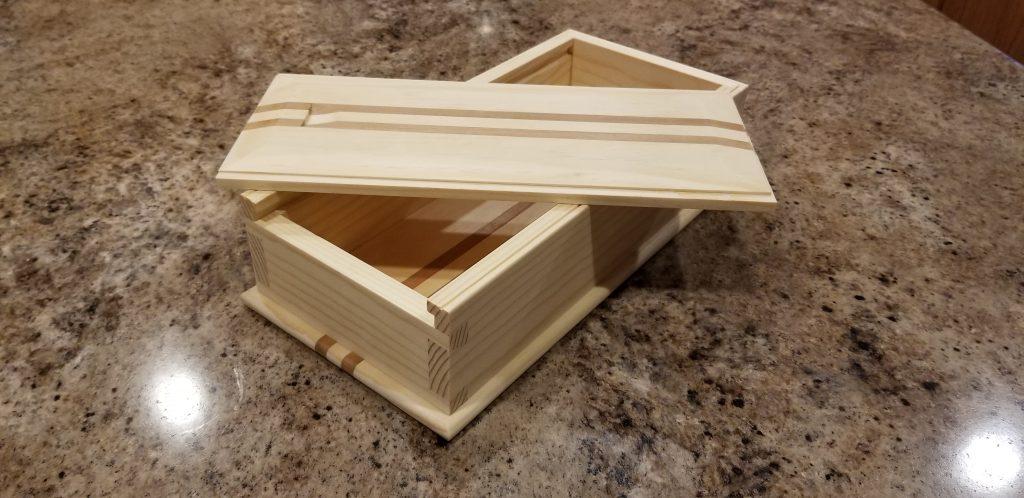 Chisel Box by Jason Thompson