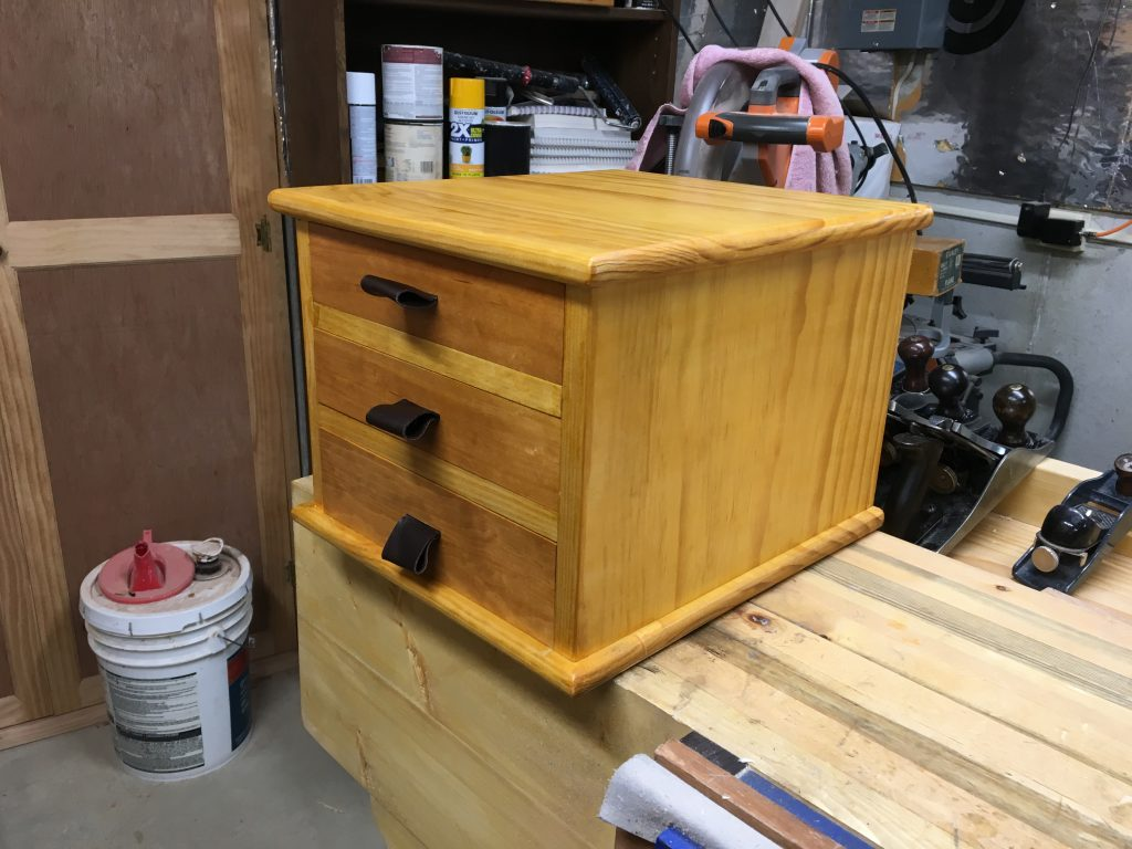 Tool Drawer Case by Philip Johnson