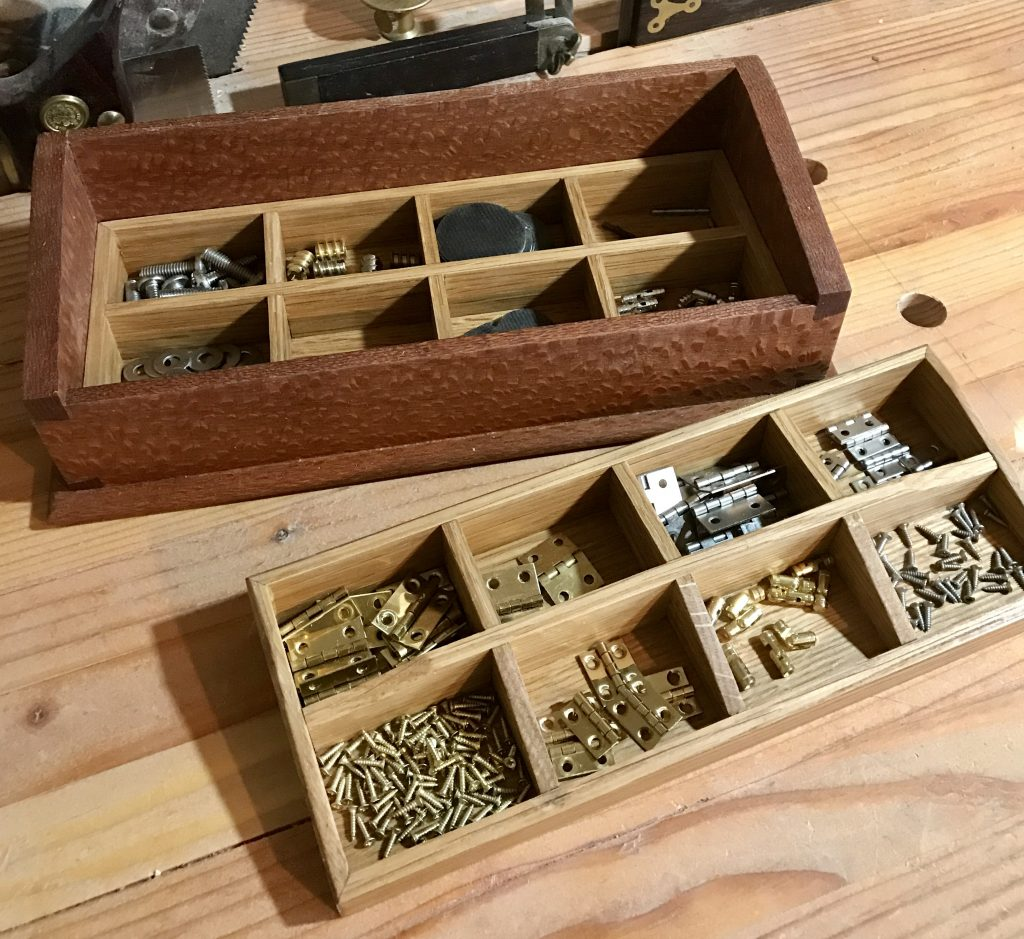 Dovetail Box by Greg Ford