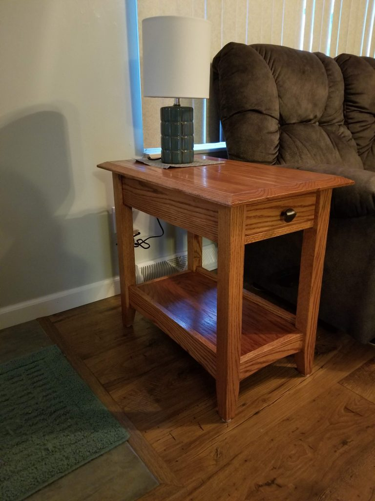 End Table by JOHN PUTZ